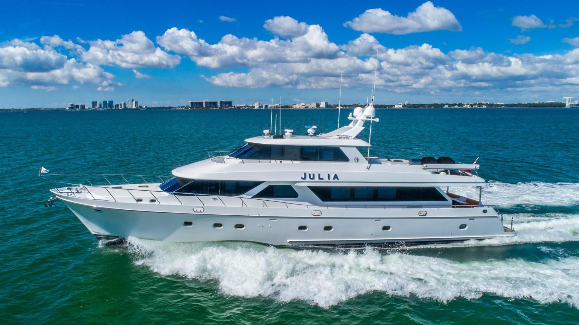Ocean Alexander-102 2008 -Miami-Florida-United States-1002562 | Thumbnail