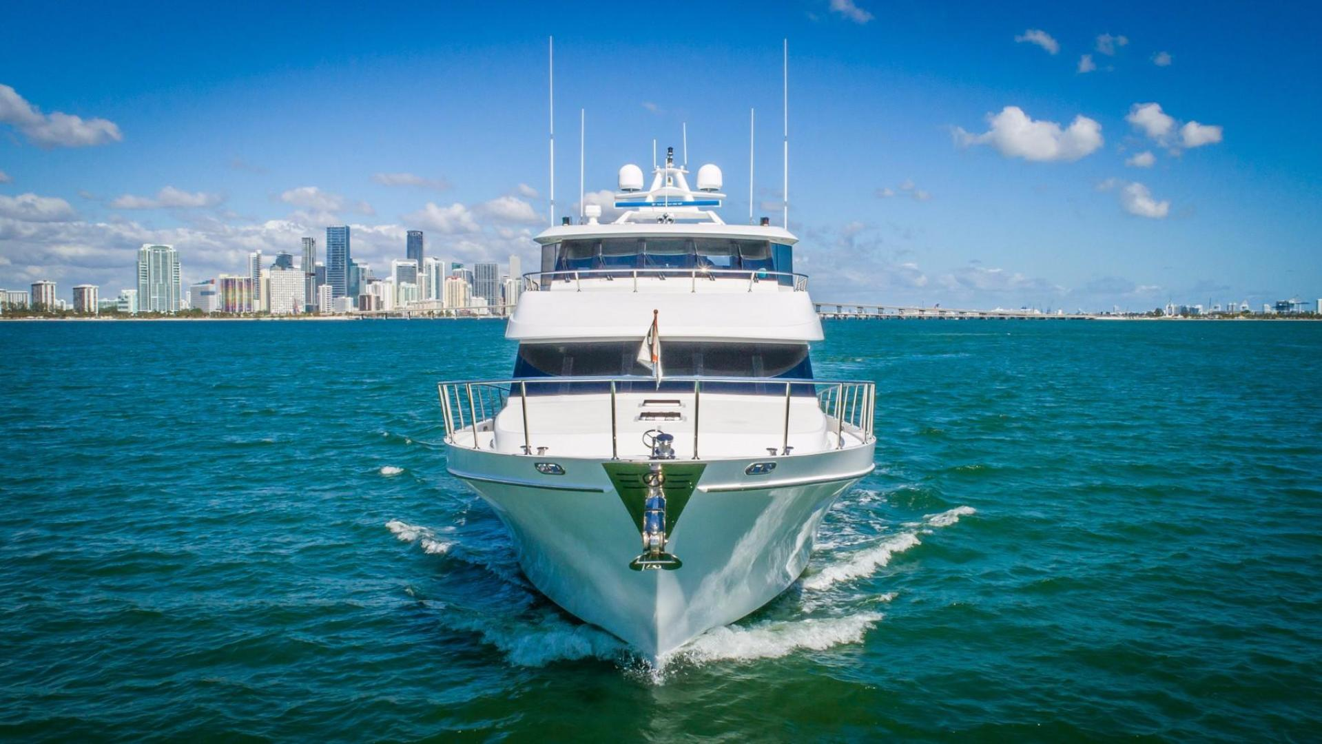 Picture Of: 102' Ocean Alexander 102 2008 Yacht For Sale | 2 of 78