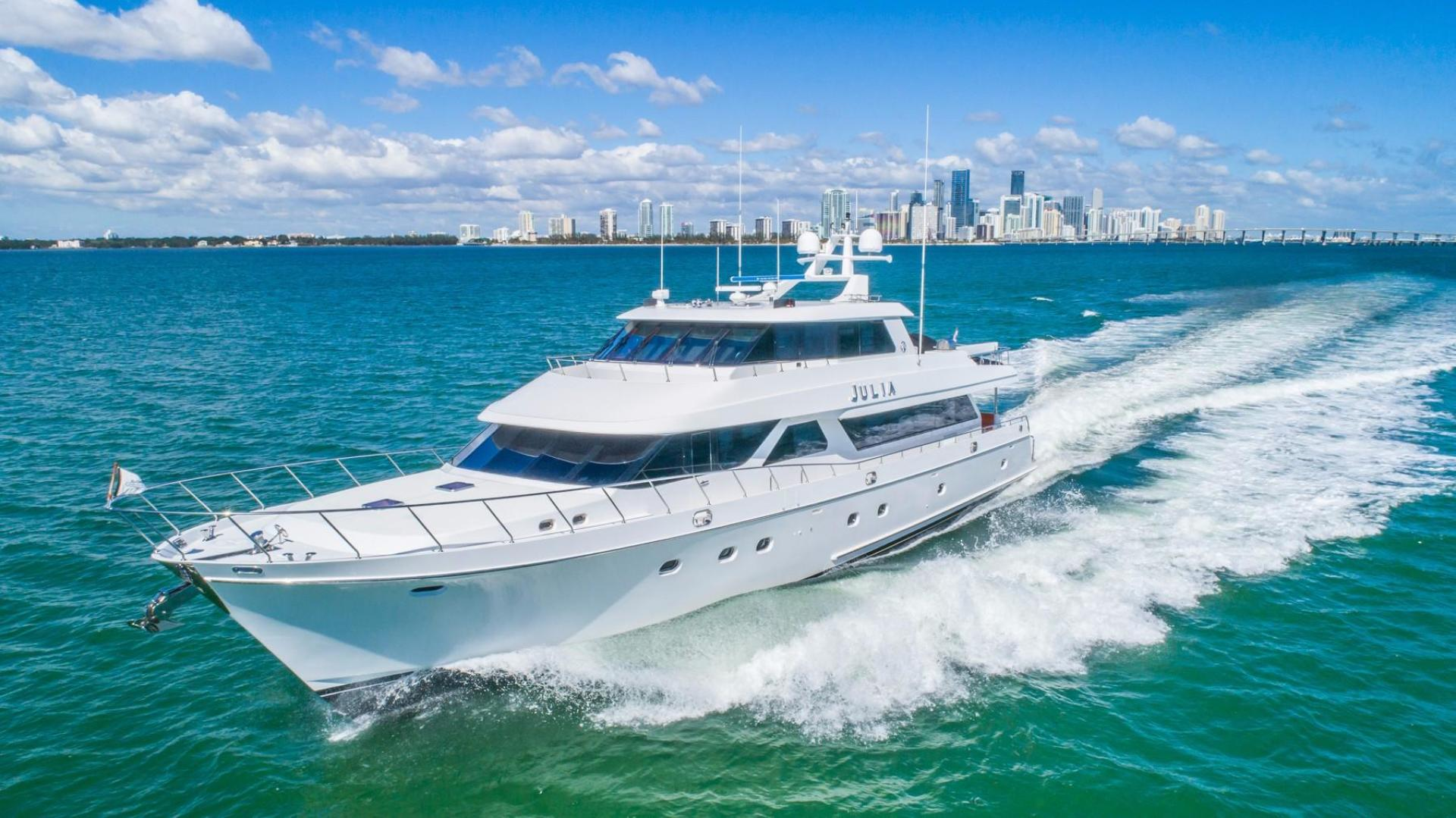 Picture Of: 102' Ocean Alexander 102 2008 Yacht For Sale | 1 of 78