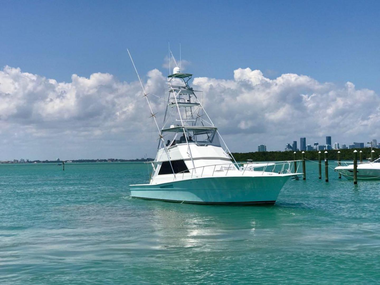 Viking-48 Convertible 1988 -Miami-Florida-United States-1002935 | Thumbnail