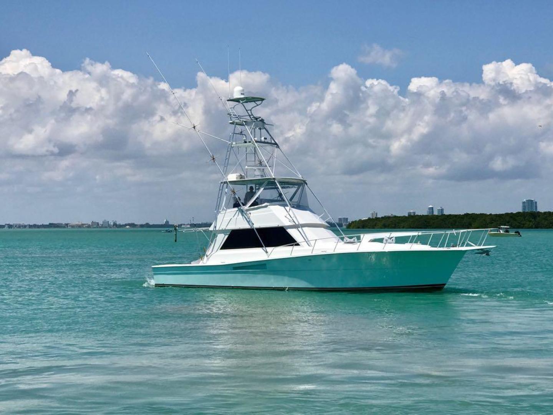 Viking-48 Convertible 1988 -Miami-Florida-United States-1002937 | Thumbnail