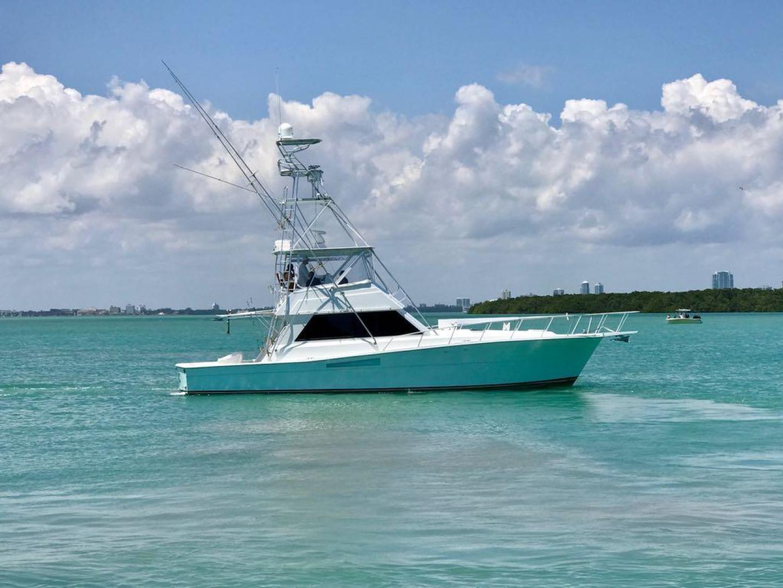 Viking-48 Convertible 1988 -Miami-Florida-United States-1002939 | Thumbnail