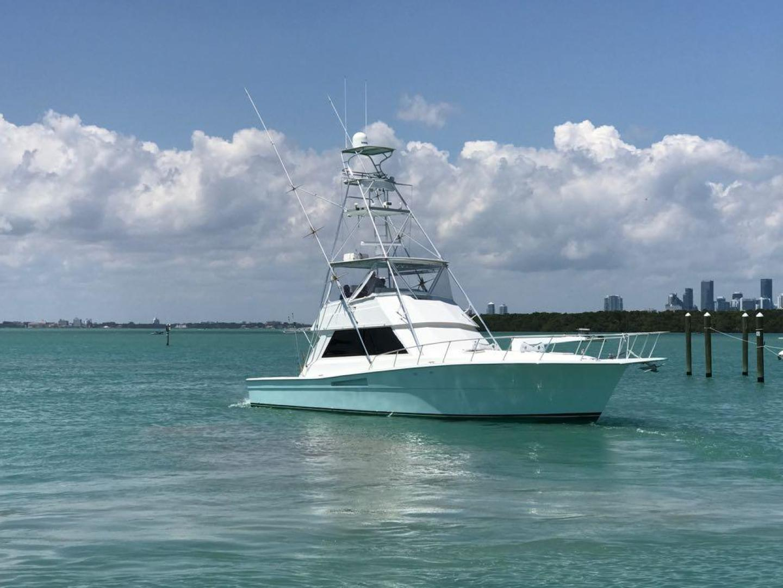 Viking-48 Convertible 1988 -Miami-Florida-United States-1002945 | Thumbnail