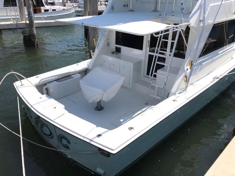 Viking-48 Convertible 1988 -Miami-Florida-United States-1002942 | Thumbnail
