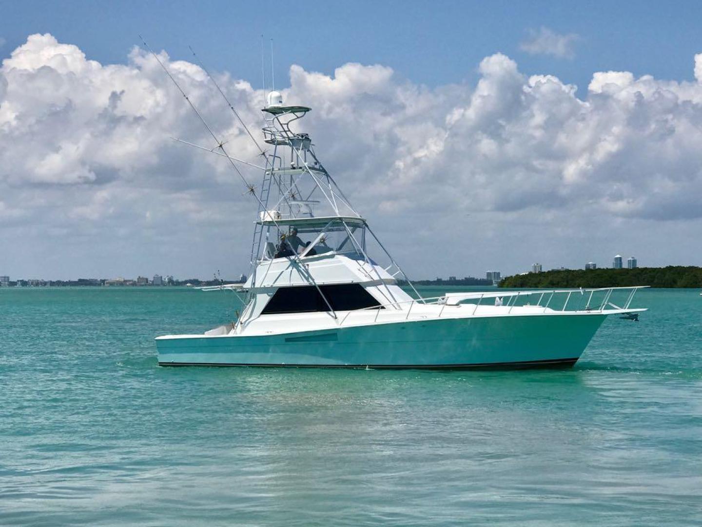 Viking-48 Convertible 1988 -Miami-Florida-United States-1002938 | Thumbnail