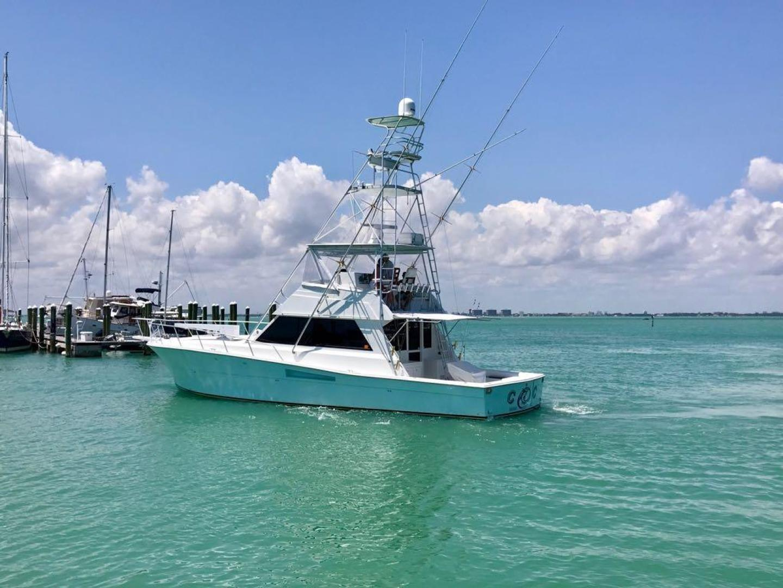 Viking-48 Convertible 1988 -Miami-Florida-United States-1002936 | Thumbnail
