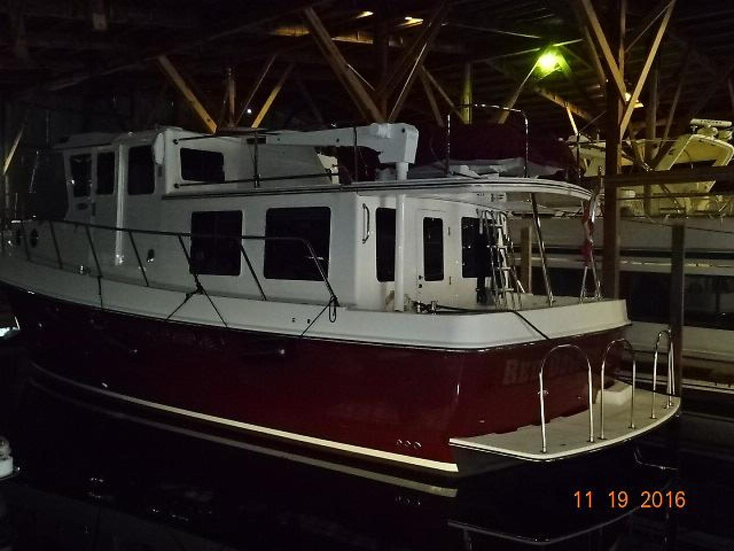 Picture Of: 41' American Tug 41 Pilothouse 2005 Yacht For Sale | 2 of 55