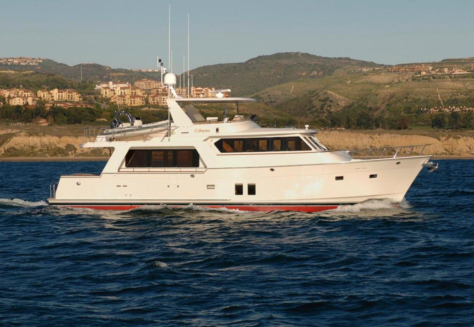 2021 Offshore Yachts 64' Voyager