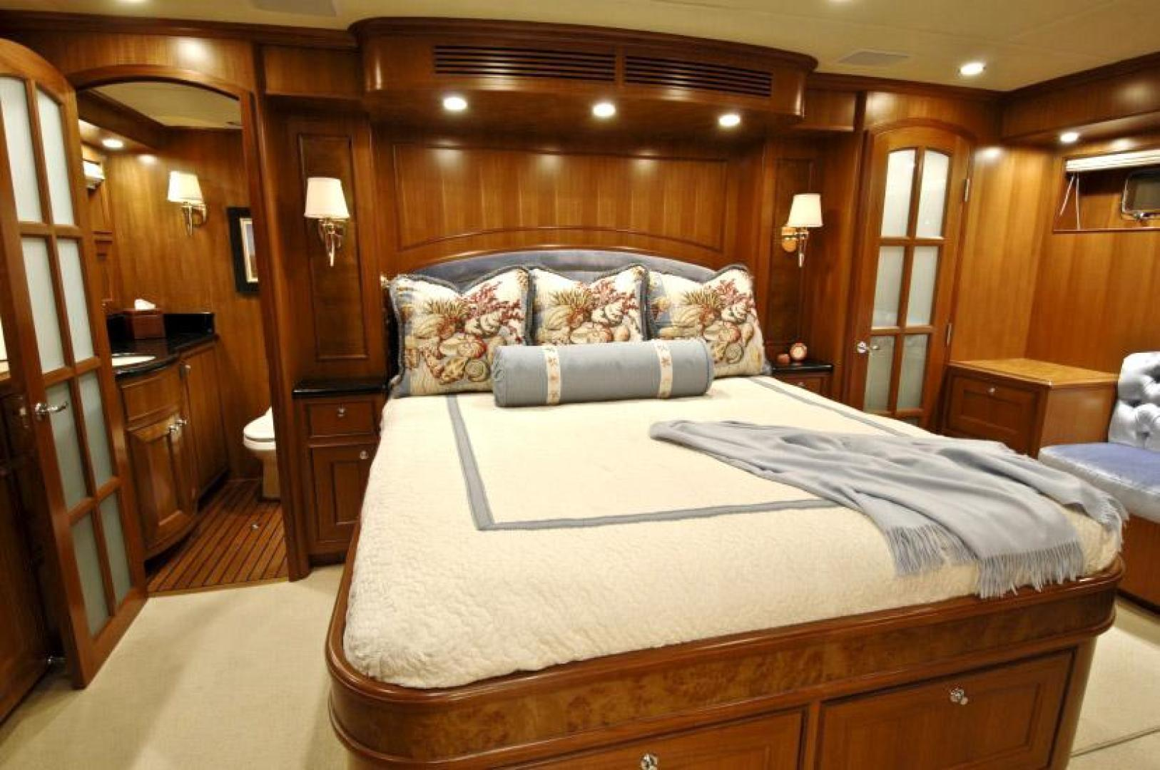 Offshore Yachts-76/80 Motoryacht 2021 -Taiwan-Master Stateroom-1027252 | Thumbnail