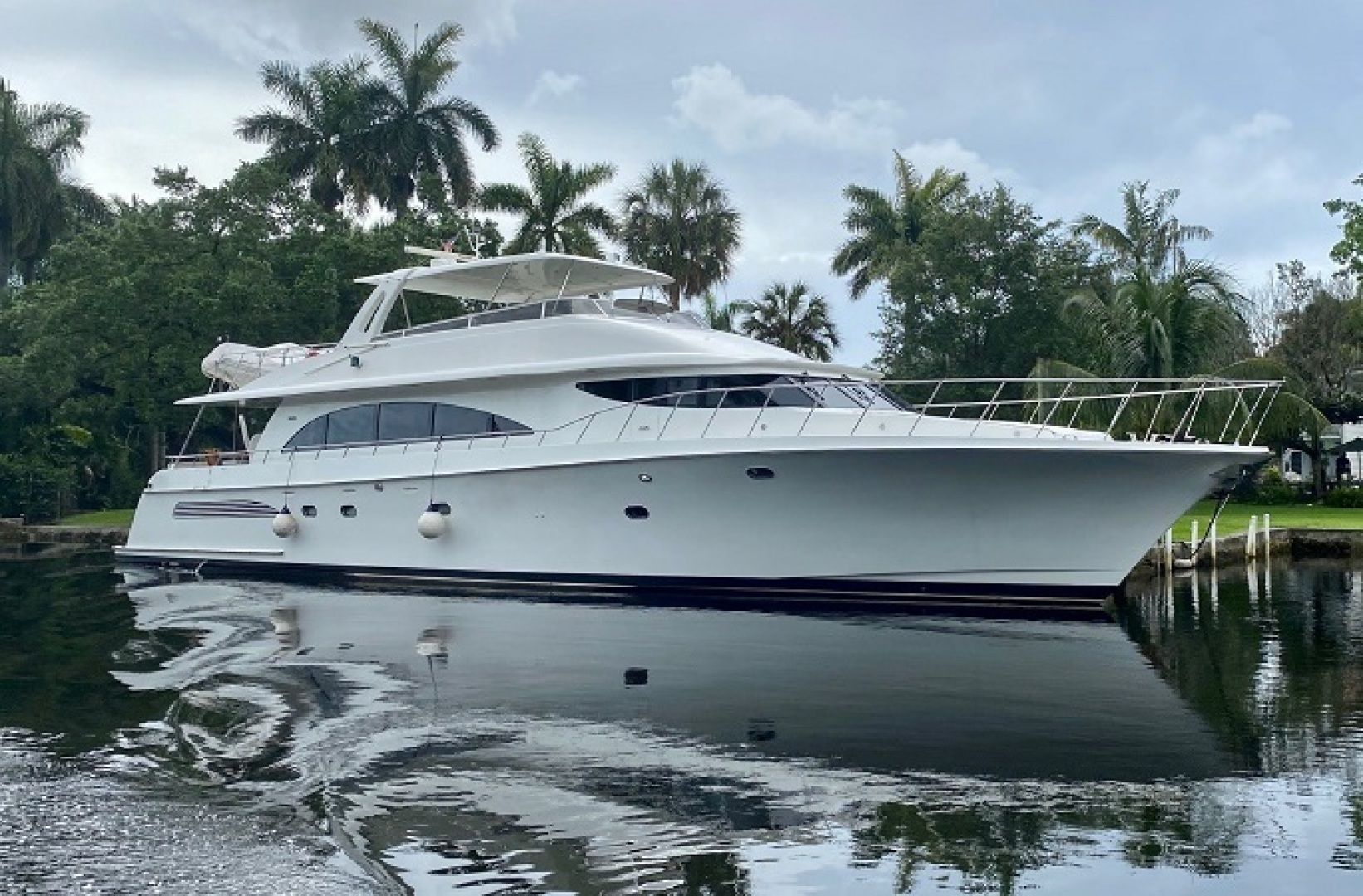 Cheoy Lee-Motor Yacht 1999-YOLY FORT LAUDERDALE-Florida-United States-1455768 | Thumbnail