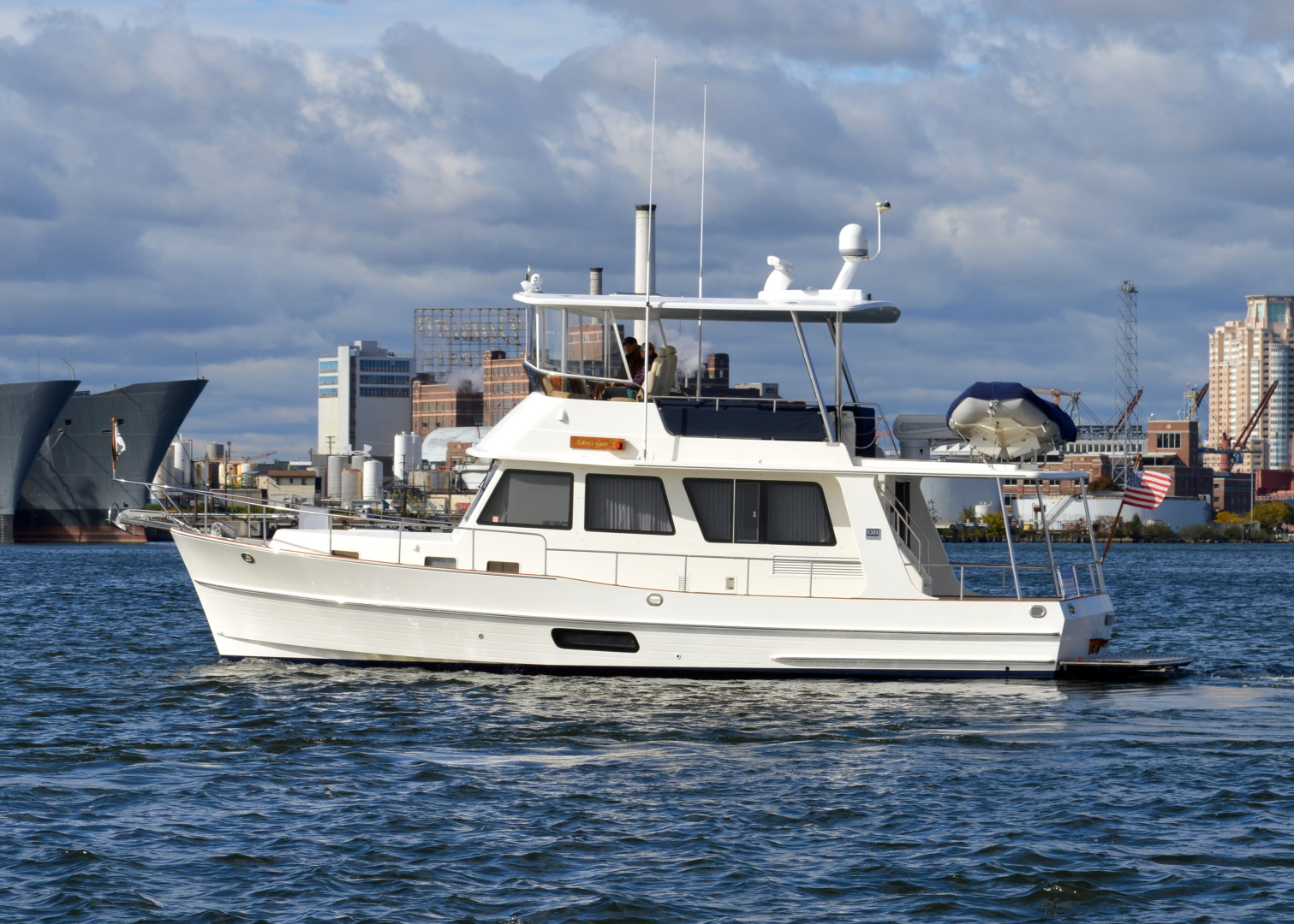Picture Of: 43' Grand Banks 43 Europa 2014 Yacht For Sale | 1 of 178