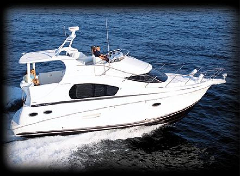 35' Silverton 35 Motor Yacht