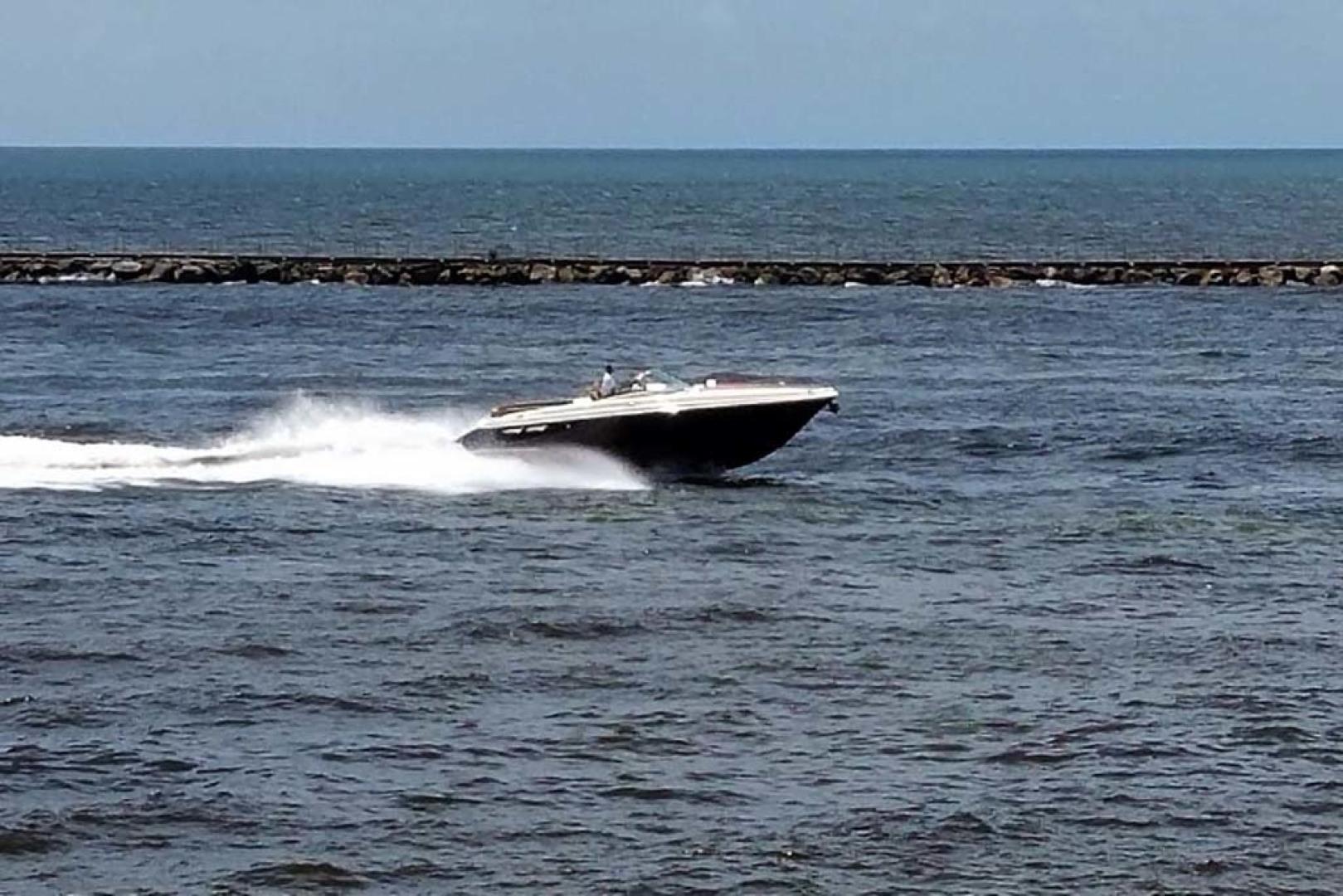 Chris-Craft-Corsair 36 2013-La Dolce Vita Fort Lauderdale-Florida-United States-Running View-1074561 | Thumbnail