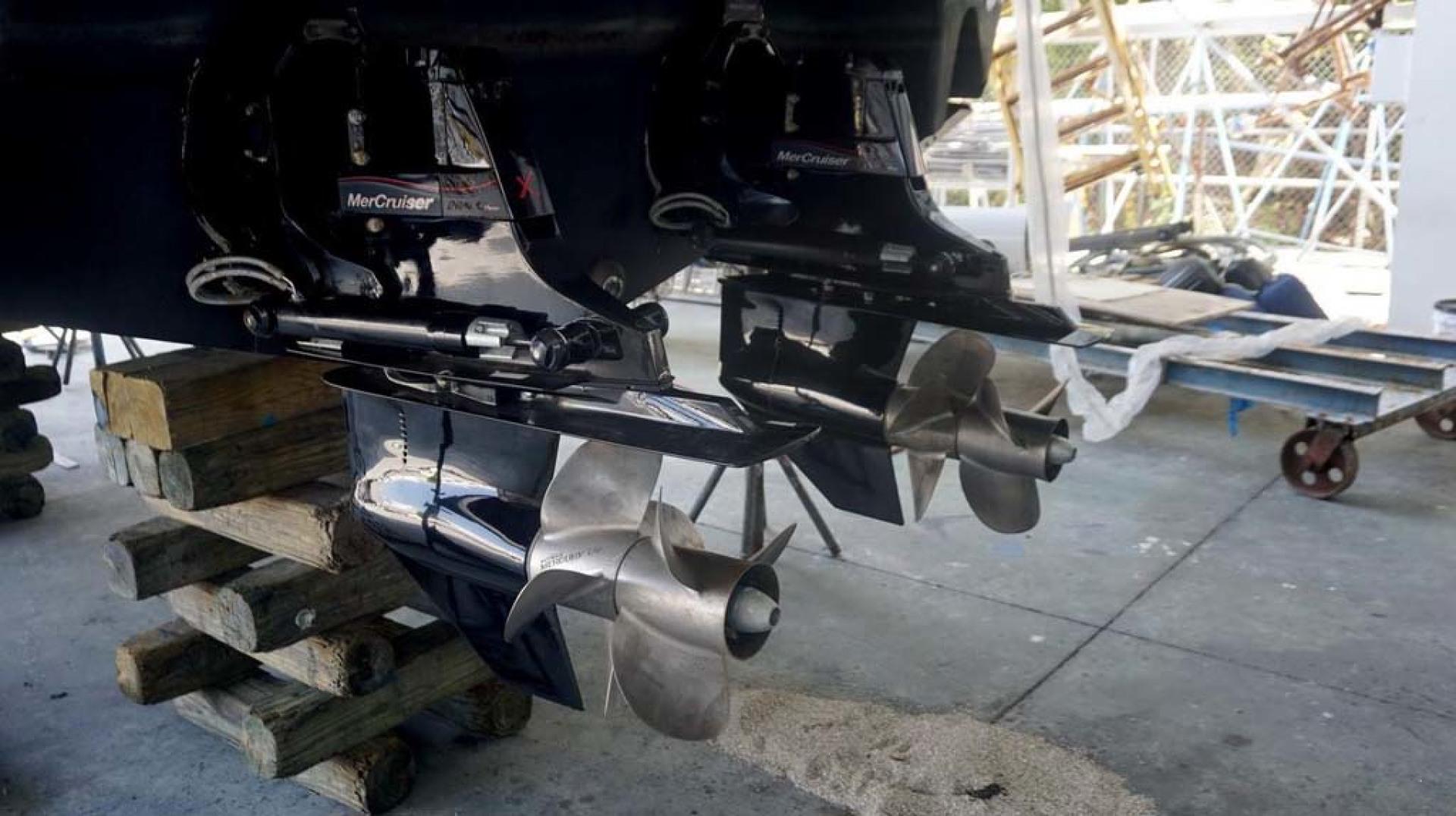 Chris-Craft-Corsair 36 2013-La Dolce Vita Fort Lauderdale-Florida-United States-Drives-1074580 | Thumbnail