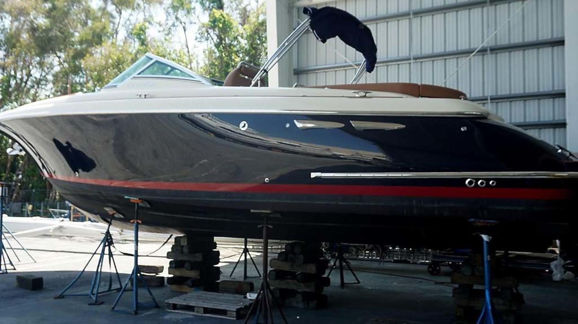 Chris-Craft-Corsair 36 2013-La Dolce Vita Fort Lauderdale-Florida-United States-Hauled Out-1074579 | Thumbnail
