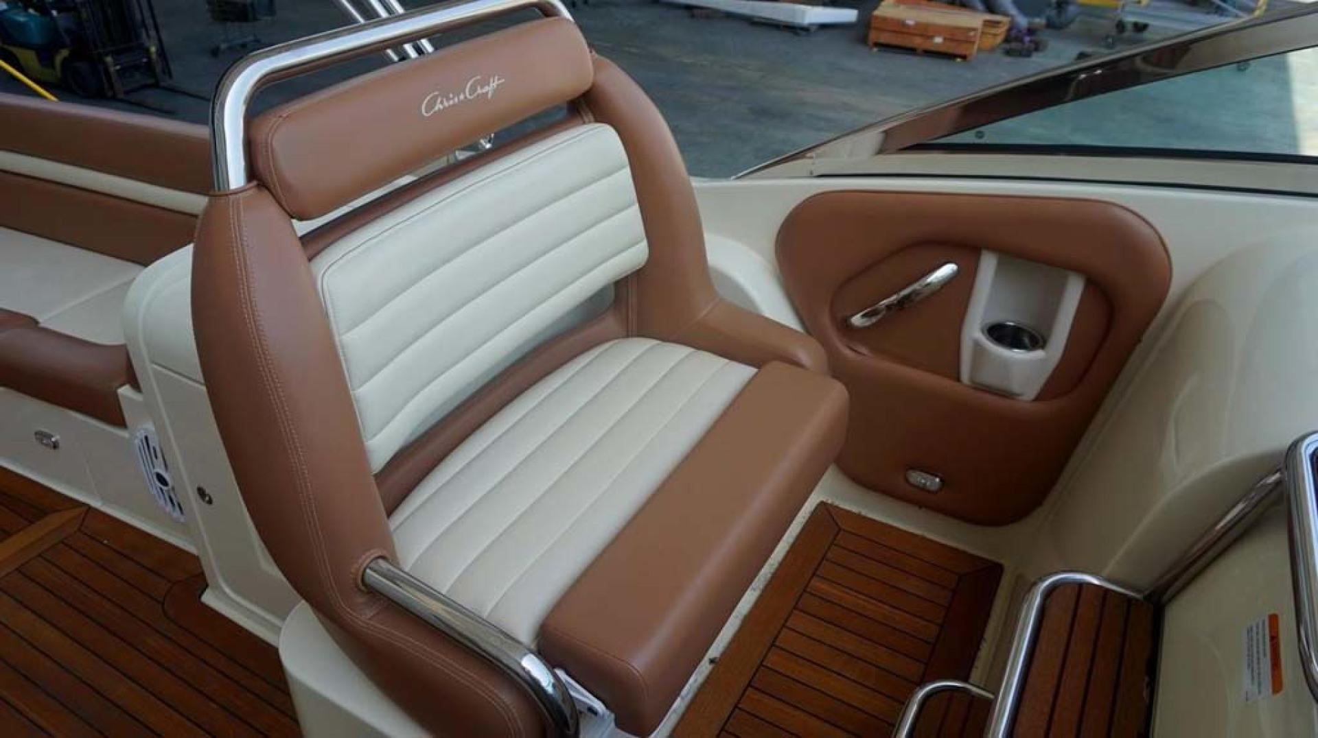 Chris-Craft-Corsair 36 2013-La Dolce Vita Fort Lauderdale-Florida-United States-Companion Seat-1074564 | Thumbnail