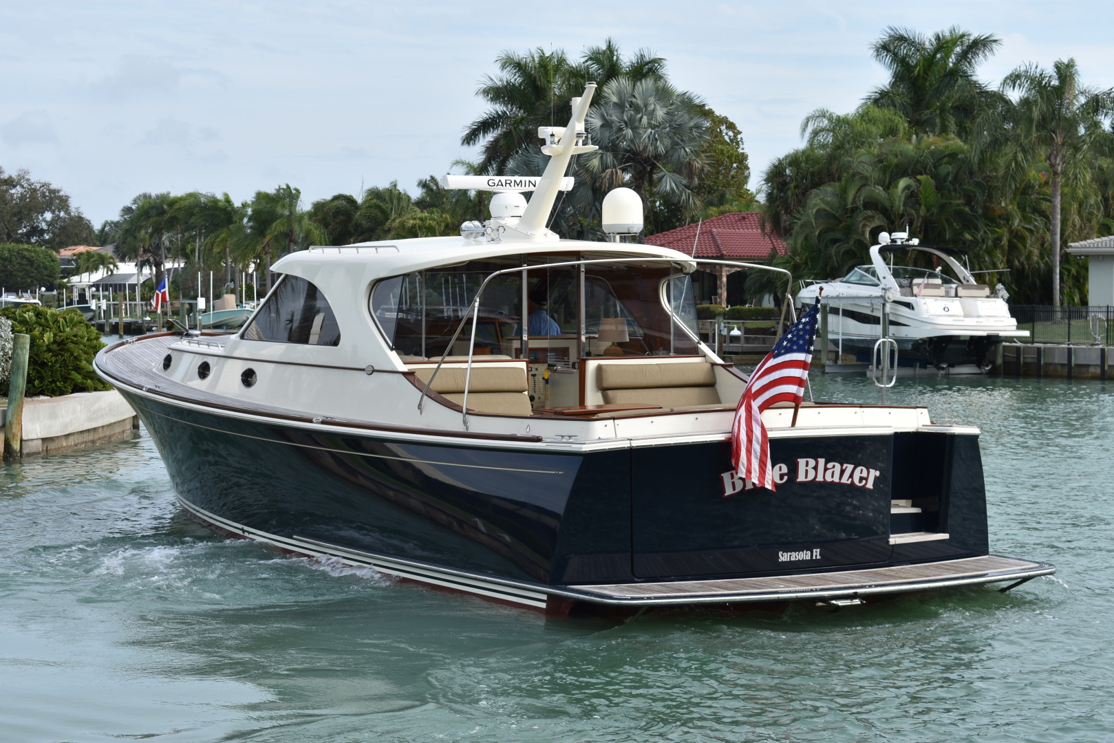 San Juan-48 express 2008-Blue Blazer Sarasota-Florida-United States-1619417 | Thumbnail