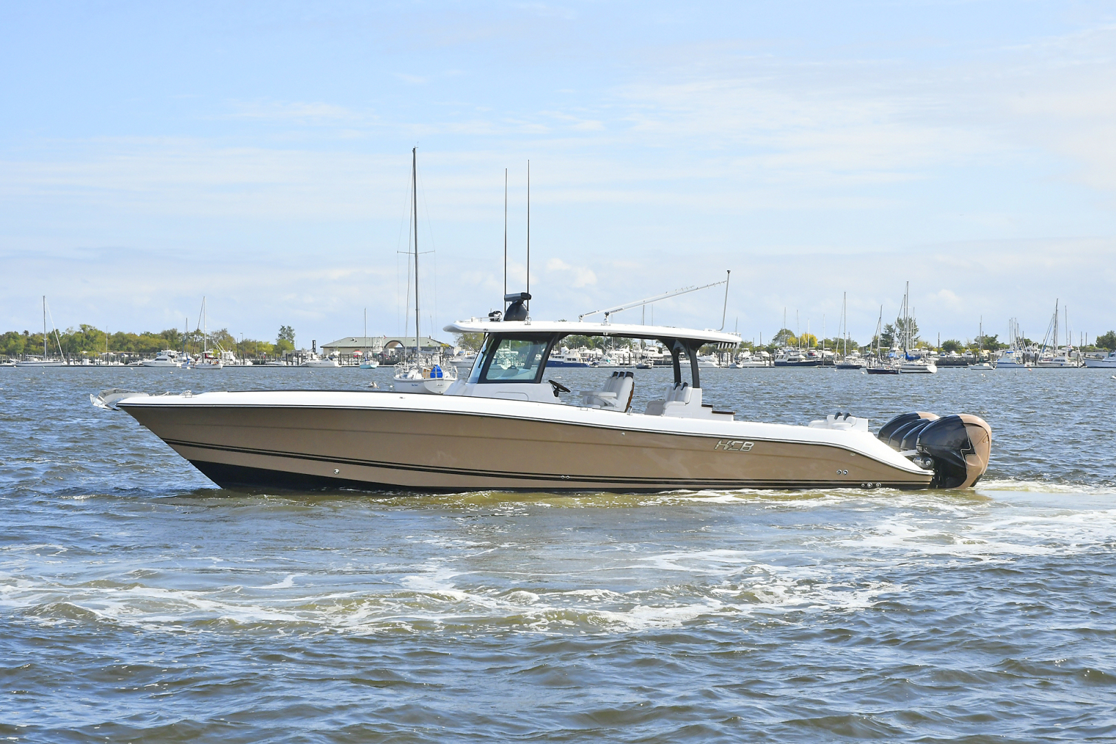2019 HCB Yachts 42 Siesta