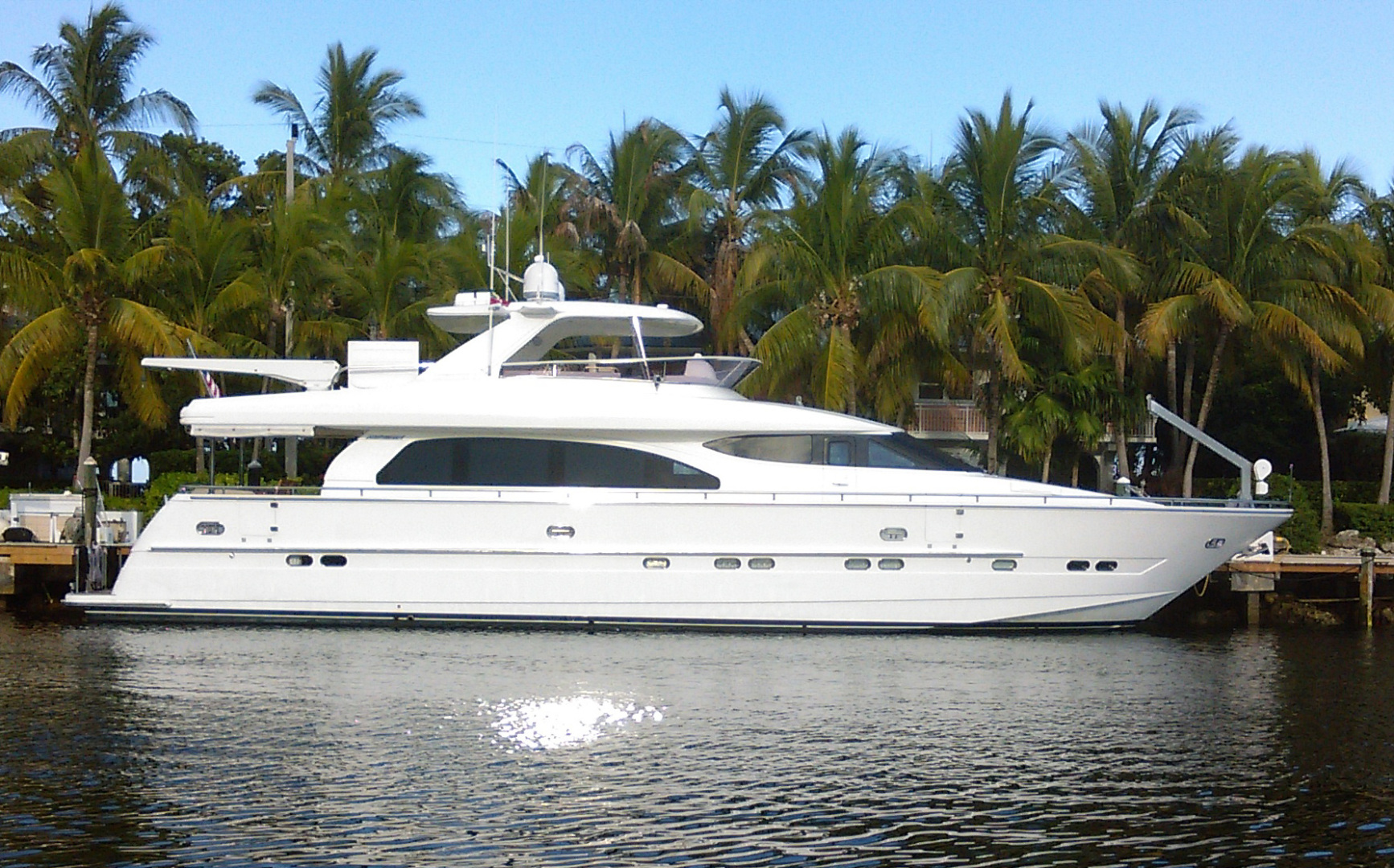 Picture Of: 76' Horizon 76' Open Flybridge 2005 Yacht For Sale | 1 of 75