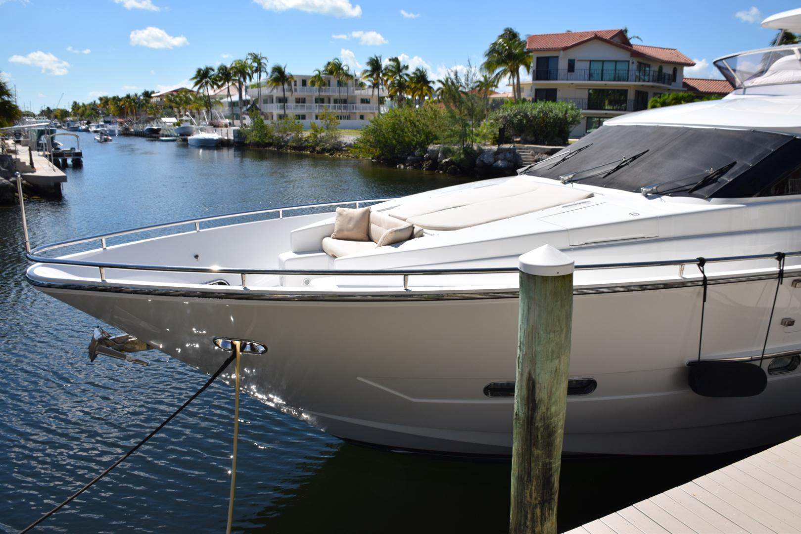 Horizon-76 Open Flybridge 2005-Sweet Janine Key Largo-Florida-United States-1182321 | Thumbnail