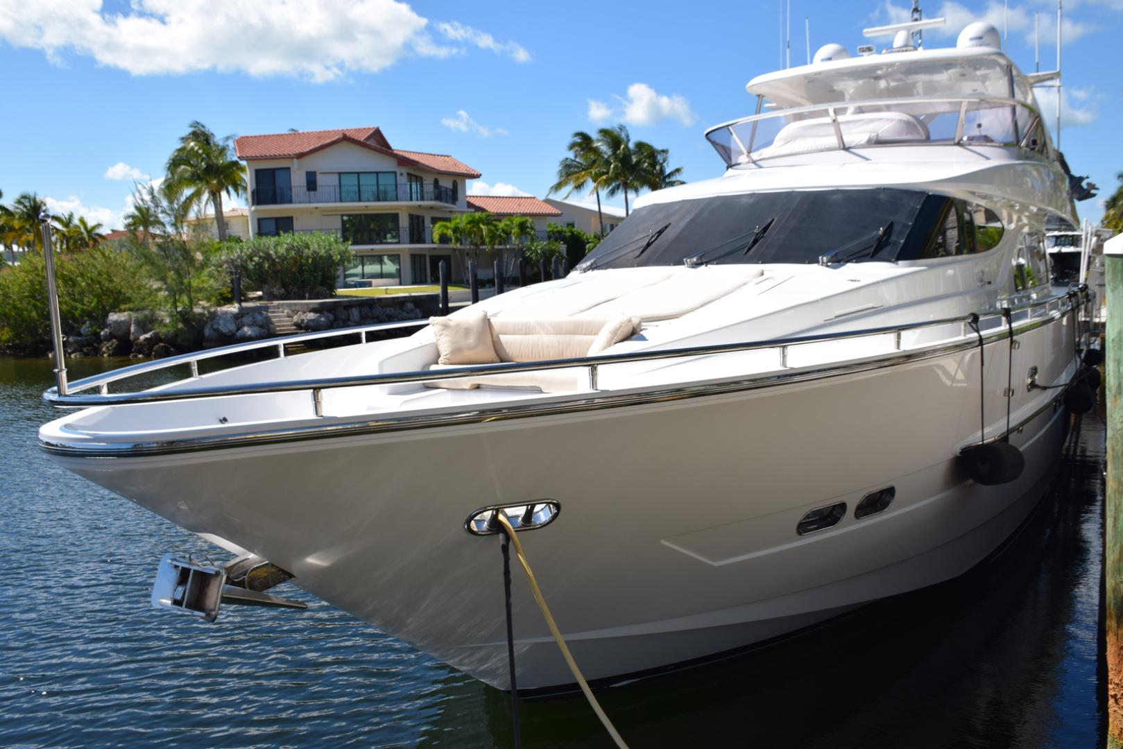 Horizon-76 Open Flybridge 2005-Sweet Janine Key Largo-Florida-United States-1182253 | Thumbnail