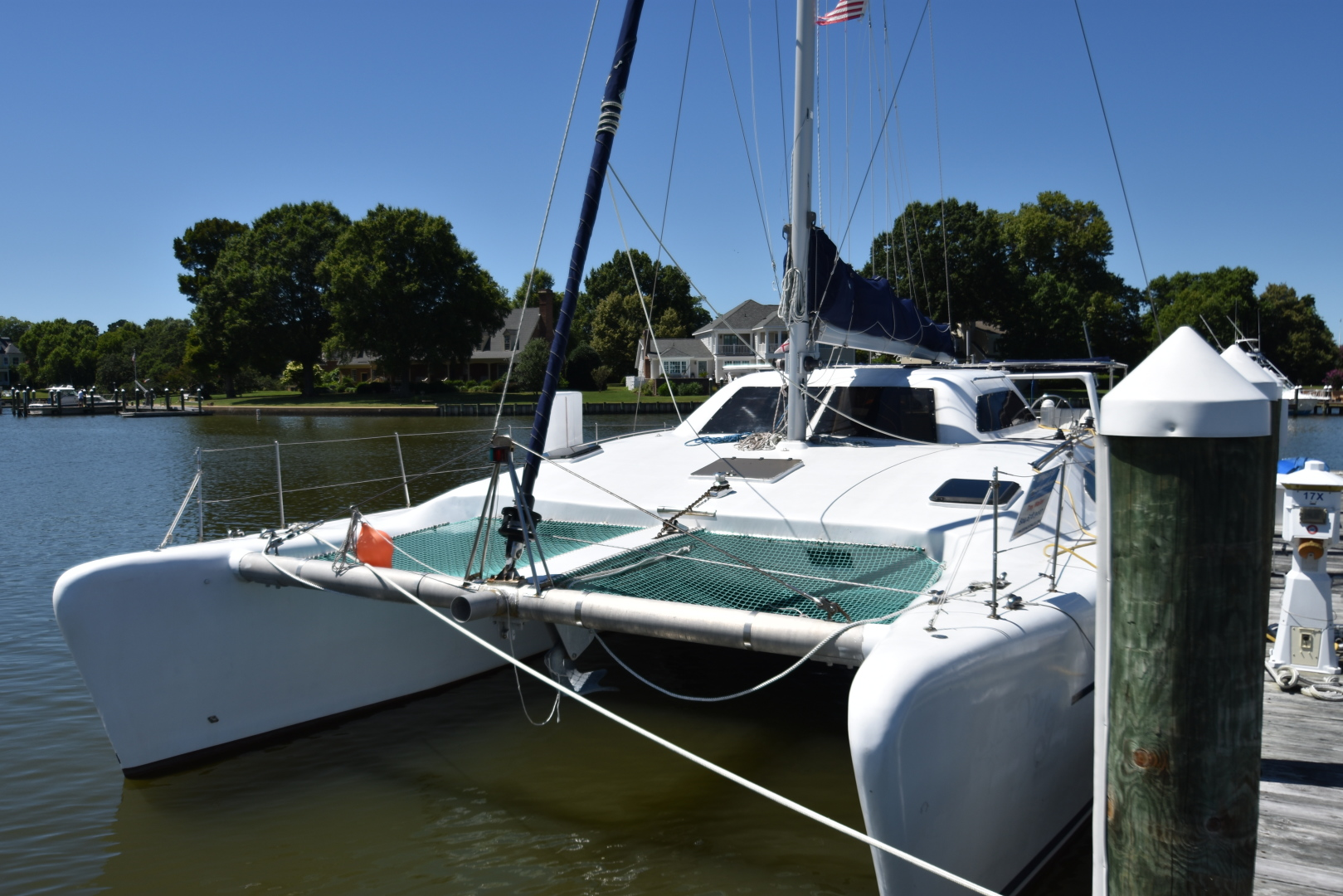 Picture Of: 41' Farrier F-41 2007 Yacht For Sale | 2 of 39
