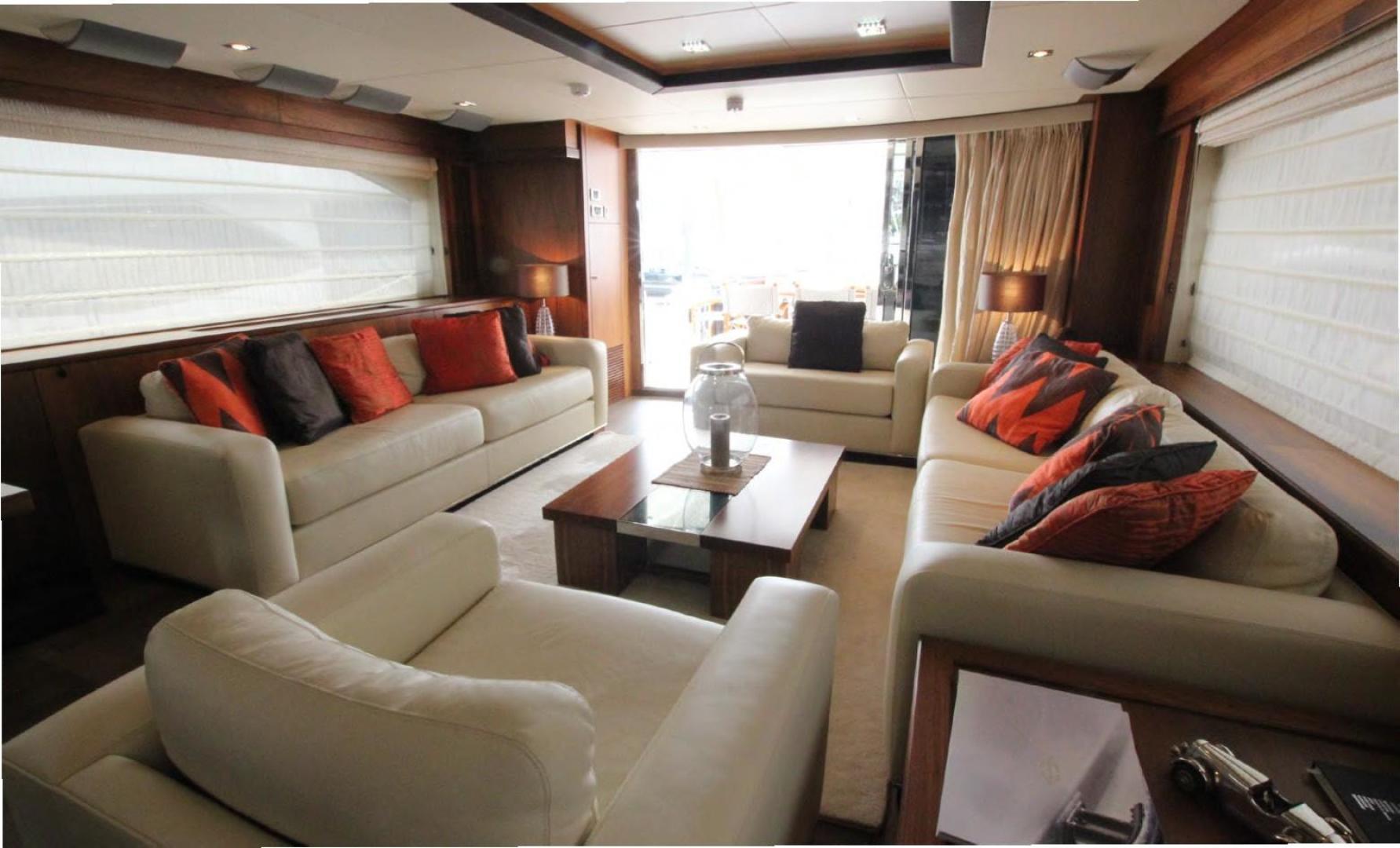 Sunseeker-Flybridge Motoryacht 2009-ANNABEL Mallorca-Spain-Main Salon-902613 | Thumbnail