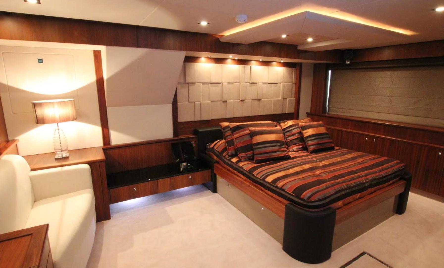 Sunseeker-Flybridge Motoryacht 2009-ANNABEL Mallorca-Spain-Master Stateroom-902617 | Thumbnail