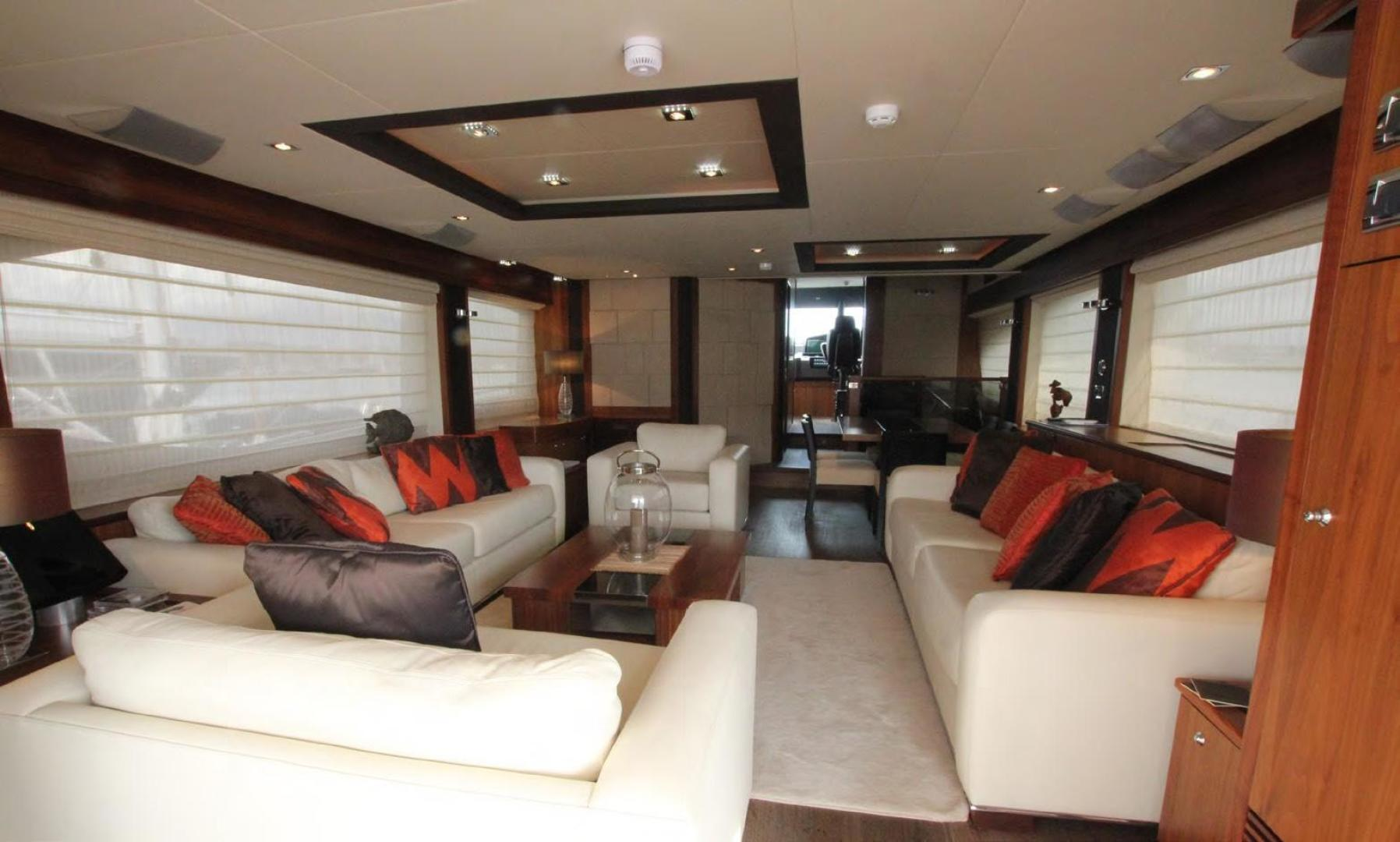 Sunseeker-Flybridge Motoryacht 2009-ANNABEL Mallorca-Spain-Main Salon-902612 | Thumbnail