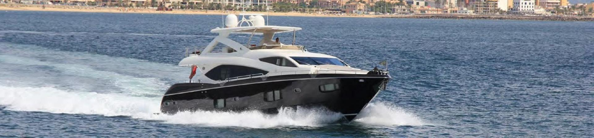 Sunseeker-Flybridge Motoryacht 2009-ANNABEL Mallorca-Spain-Starboard Running-902630 | Thumbnail