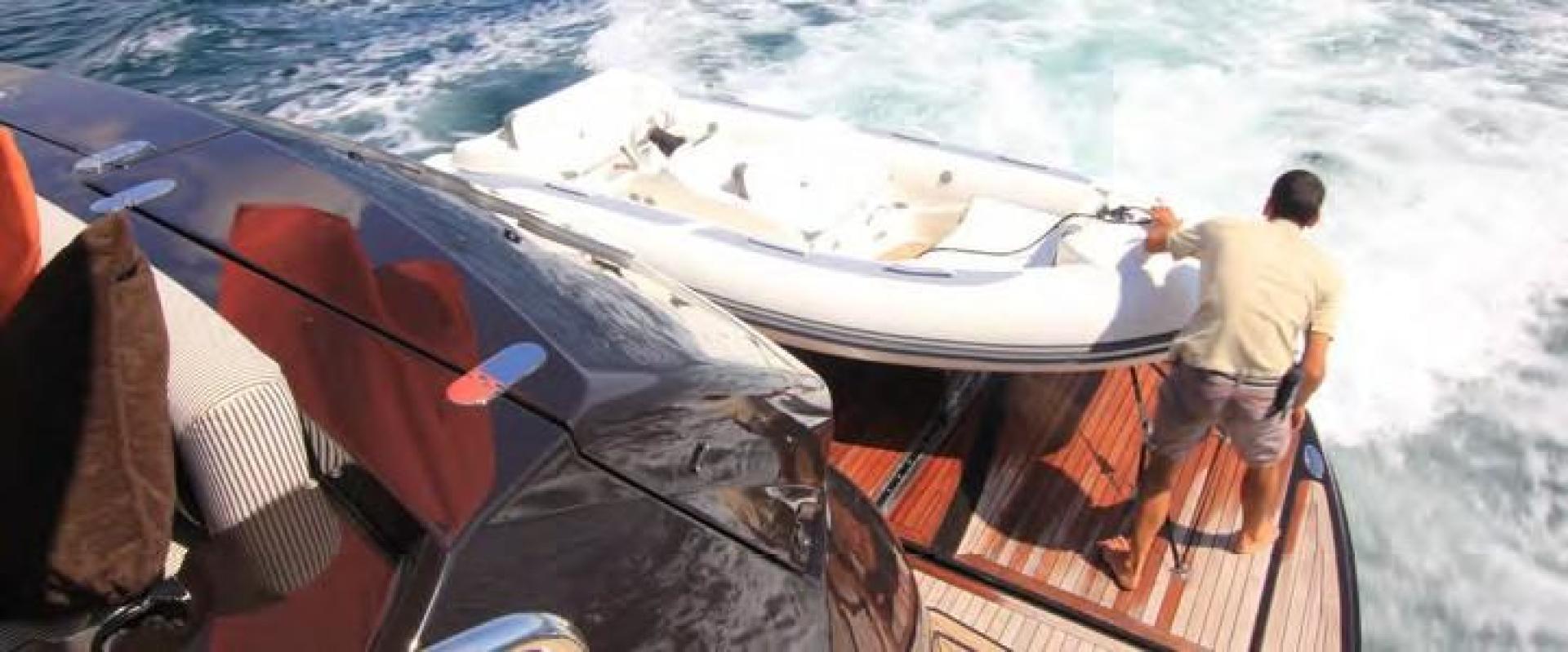 Sunseeker-Flybridge Motoryacht 2009-ANNABEL Mallorca-Spain-Swim Platform-902628 | Thumbnail