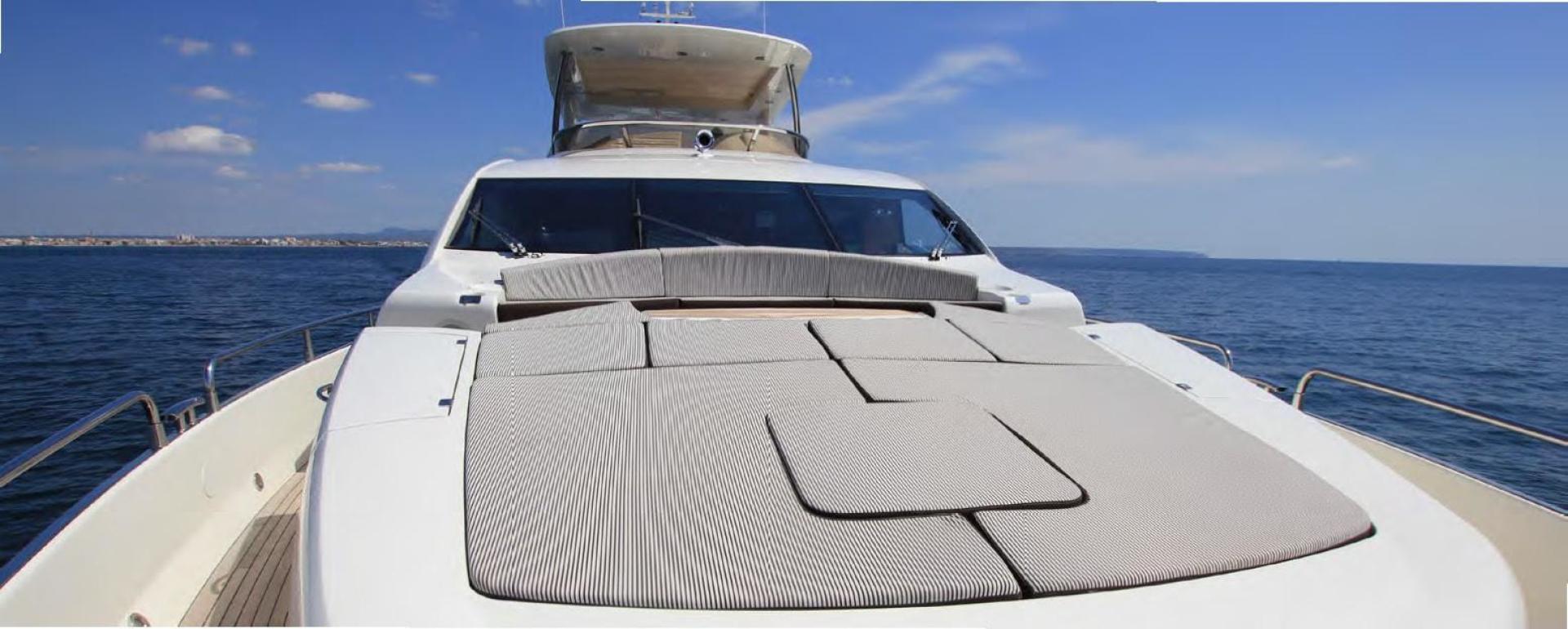 Sunseeker-Flybridge Motoryacht 2009-ANNABEL Mallorca-Spain-Sun Pad-902627 | Thumbnail