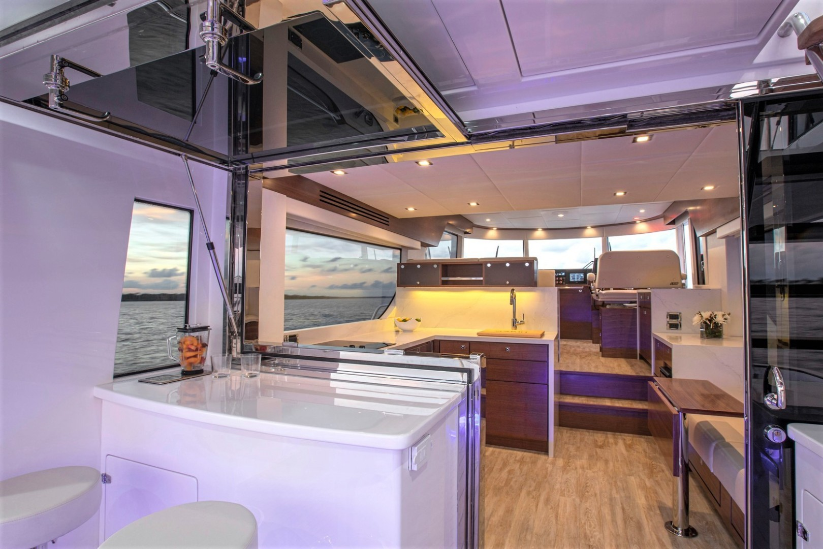 Summit MotorYachts-Summit 54 2020-Summit 54 Annapolis  -Maryland-United States-Open and Airy-1488784 | Thumbnail