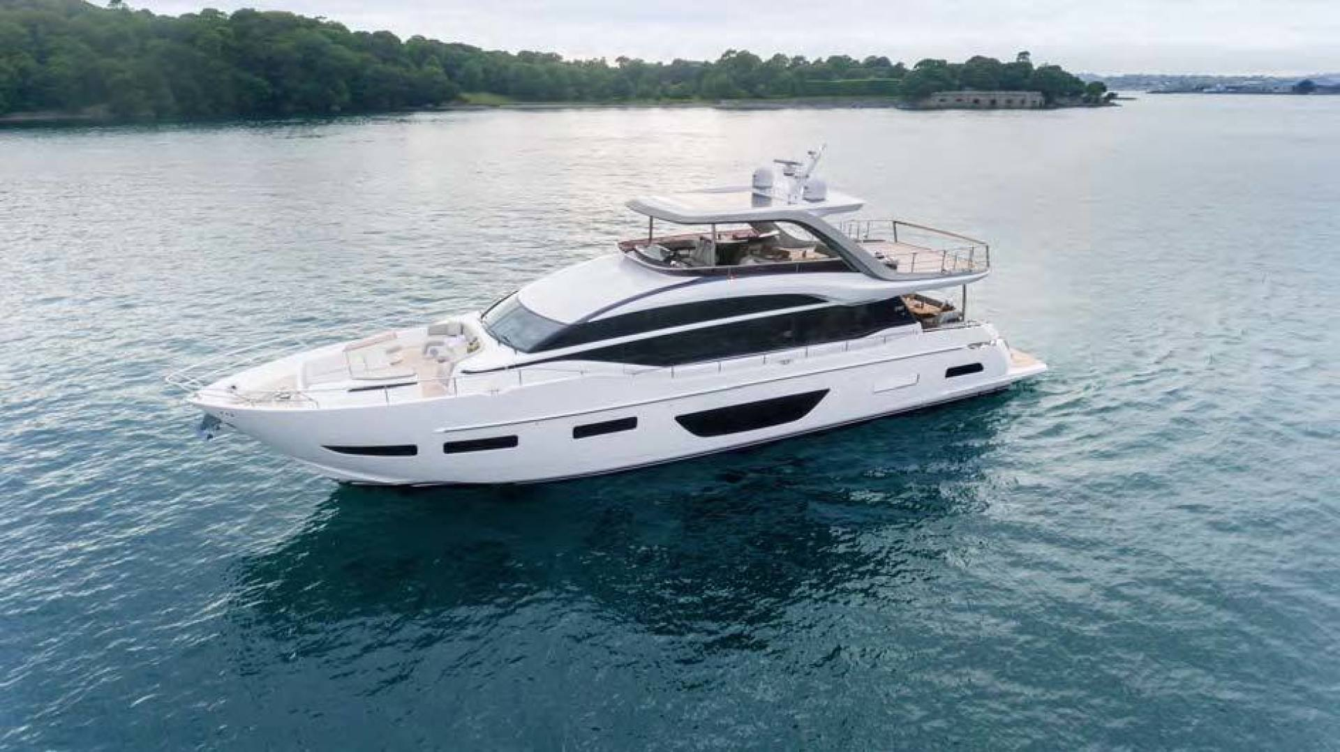 Princess-85 Motor Yacht 2021-Y85 Unknown-Florida-United States-1489086 | Thumbnail