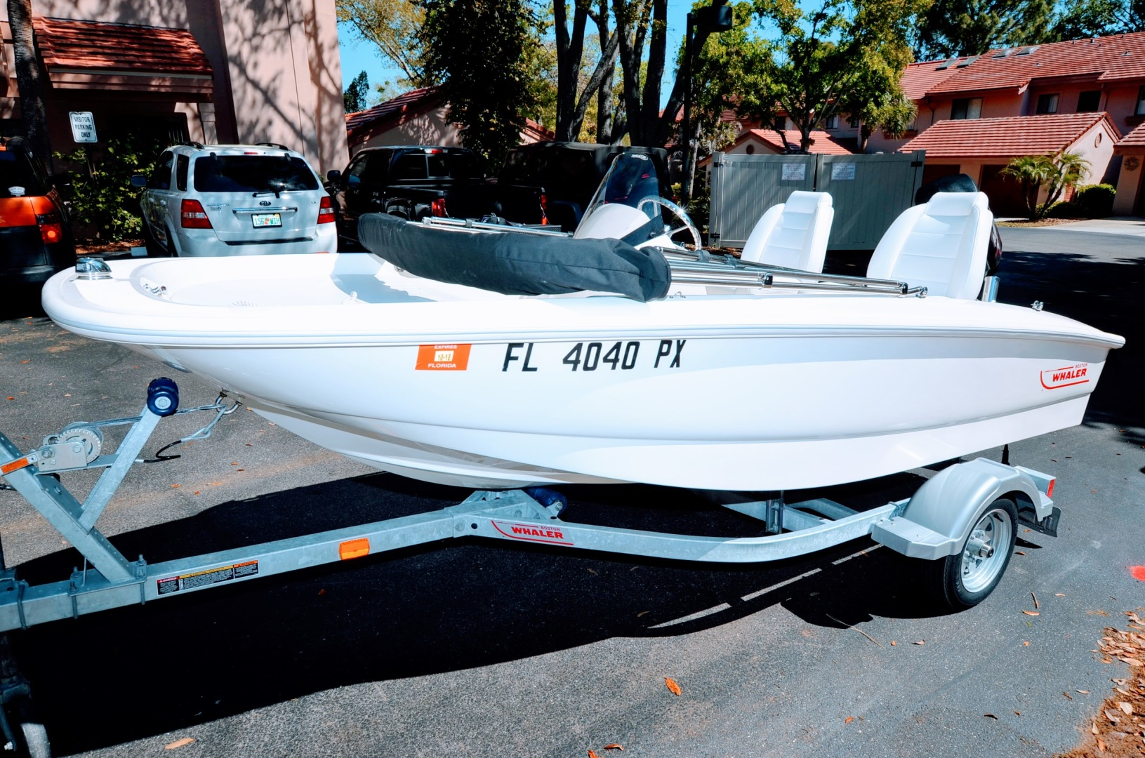 13' 2015 Boston Whaler 130 Super Sport | Tampa Yacht Sales