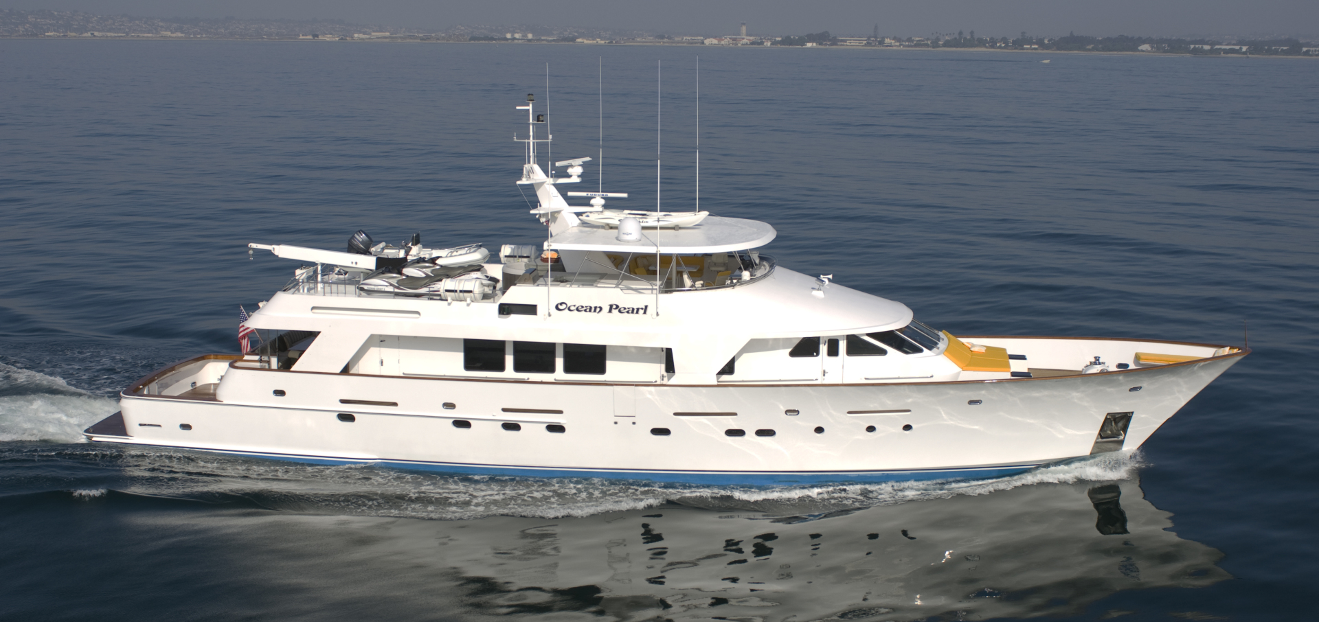 Picture Of: 115' Christensen Cockpit Motoryacht 1990 Yacht For Sale | 1 of 40