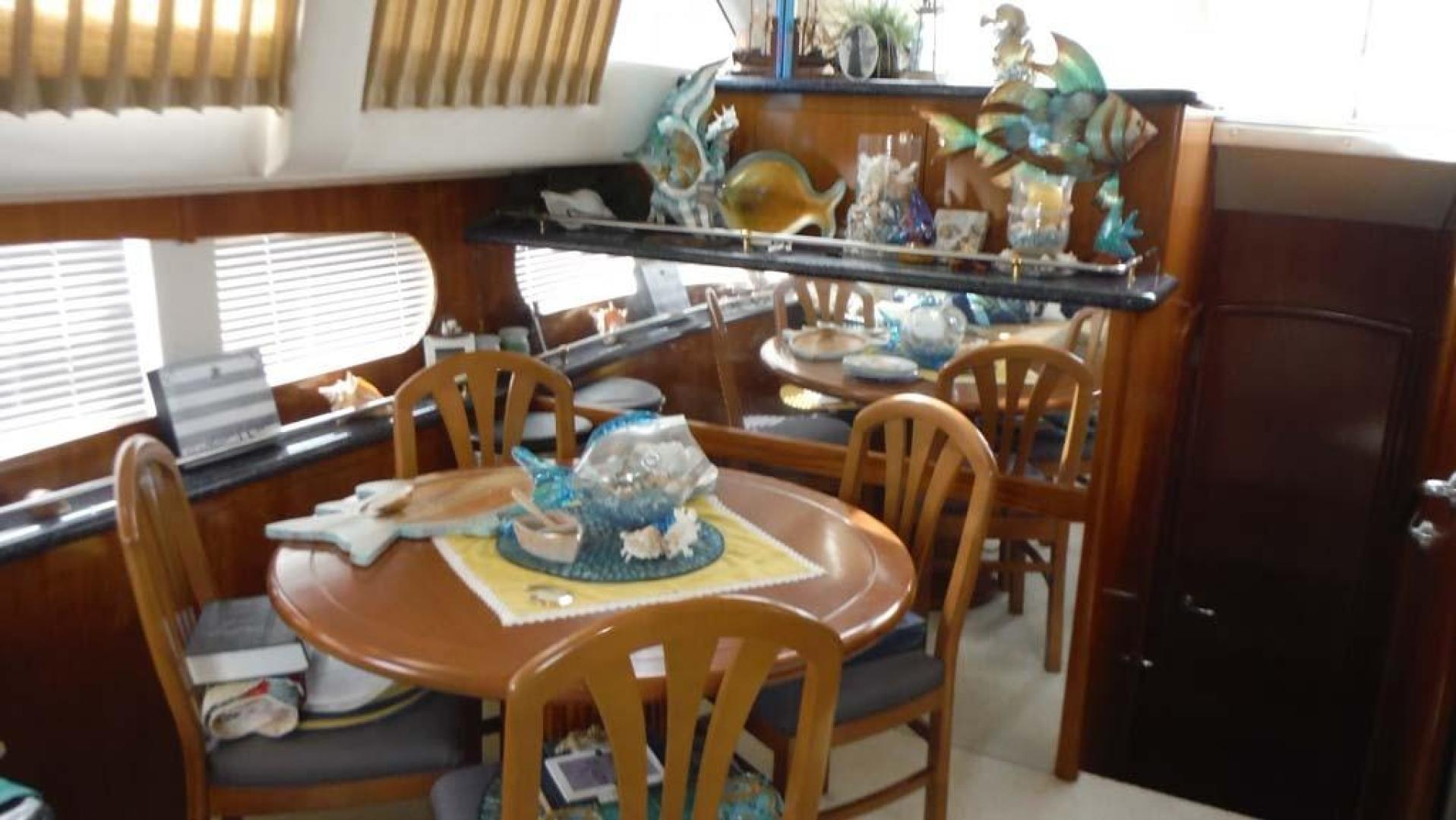 Carver-506 Aft Cabin Motor Yacht 2000-Country Boy Red Wing-Minnesota-United States-Dinette-919380 | Thumbnail
