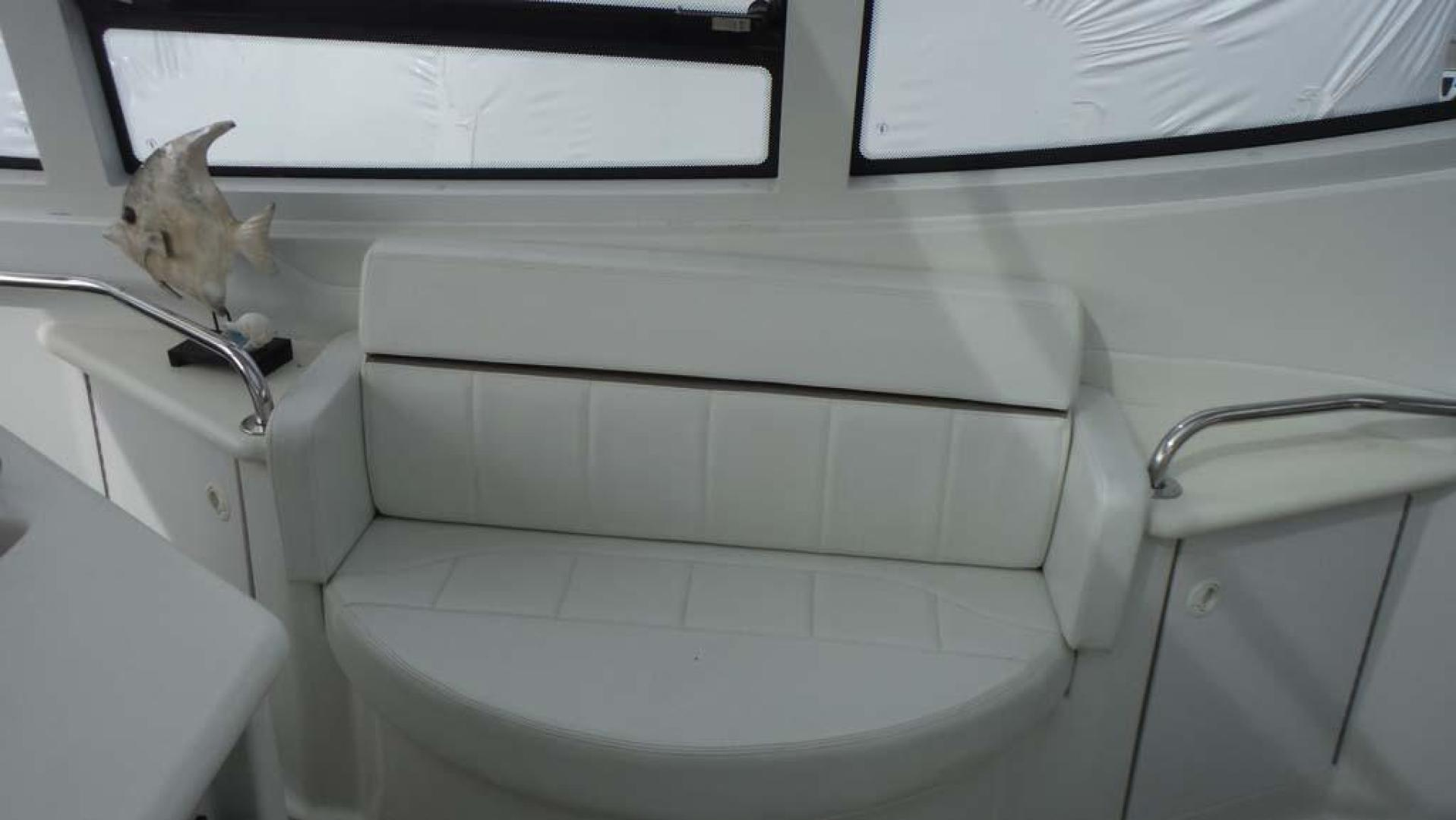 Carver-506 Aft Cabin Motor Yacht 2000-Country Boy Red Wing-Minnesota-United States-Additional Flybridge Seating-919375 | Thumbnail
