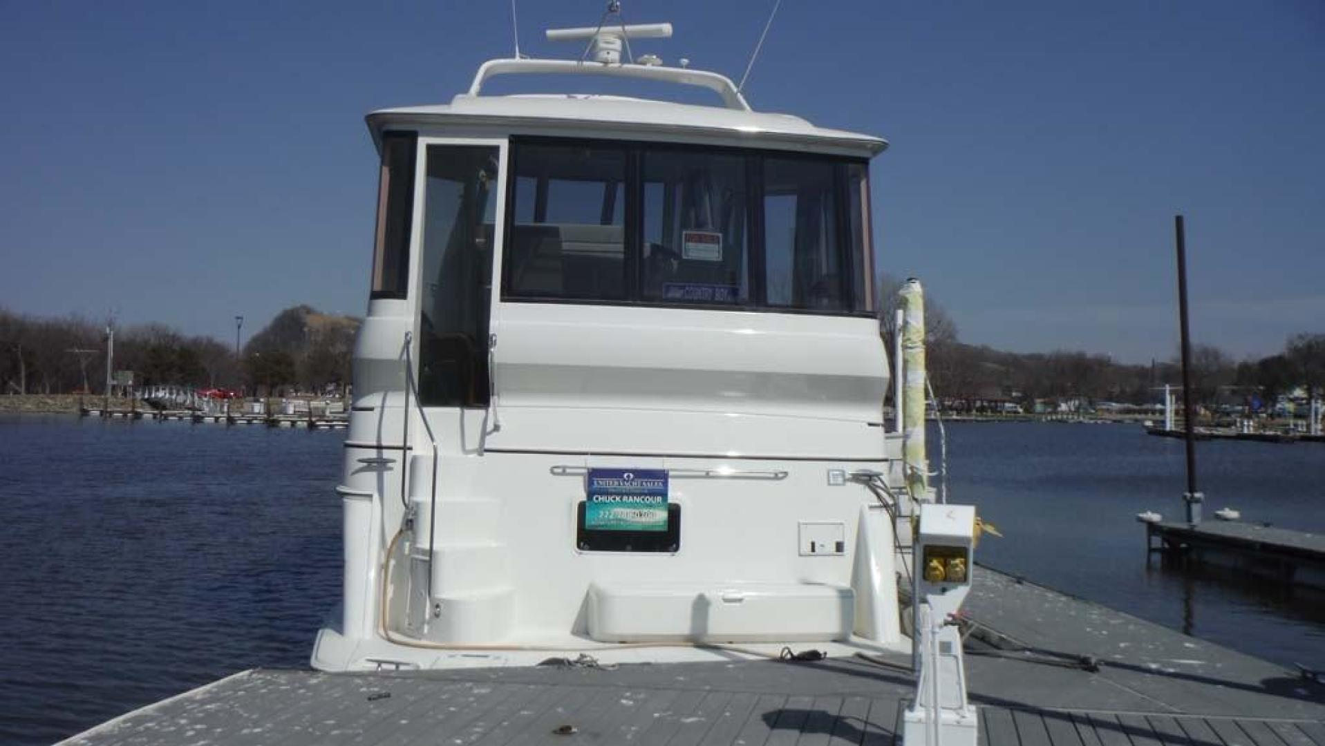 Carver-506 Aft Cabin Motor Yacht 2000-Country Boy Red Wing-Minnesota-United States-Stern-919366 | Thumbnail