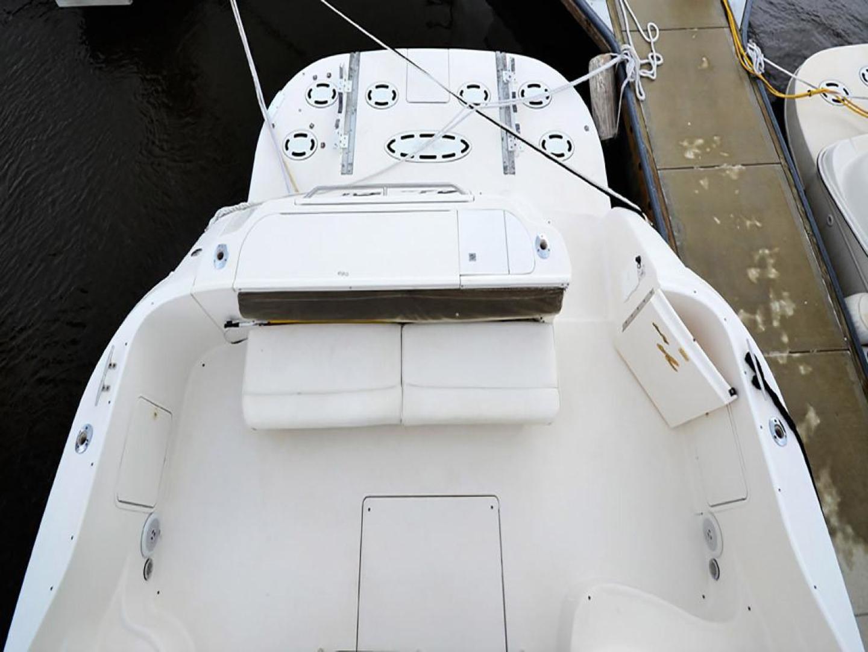 Sea-Ray-480-Sedan-Bridge-1999-Sky-Blue-Fort-Pierce-Florida-United-States-Cockpit-920112