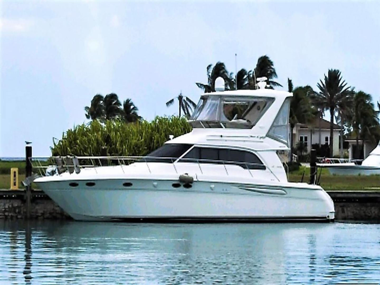 Sea-Ray-480-Sedan-Bridge-1999-Sky-Blue-Fort-Pierce-Florida-United-States-Profile-920095