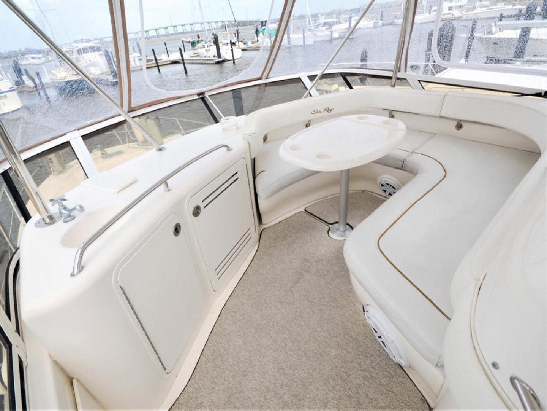 Sea-Ray-480-Sedan-Bridge-1999-Sky-Blue-Fort-Pierce-Florida-United-States-Bridge-Seating-920115