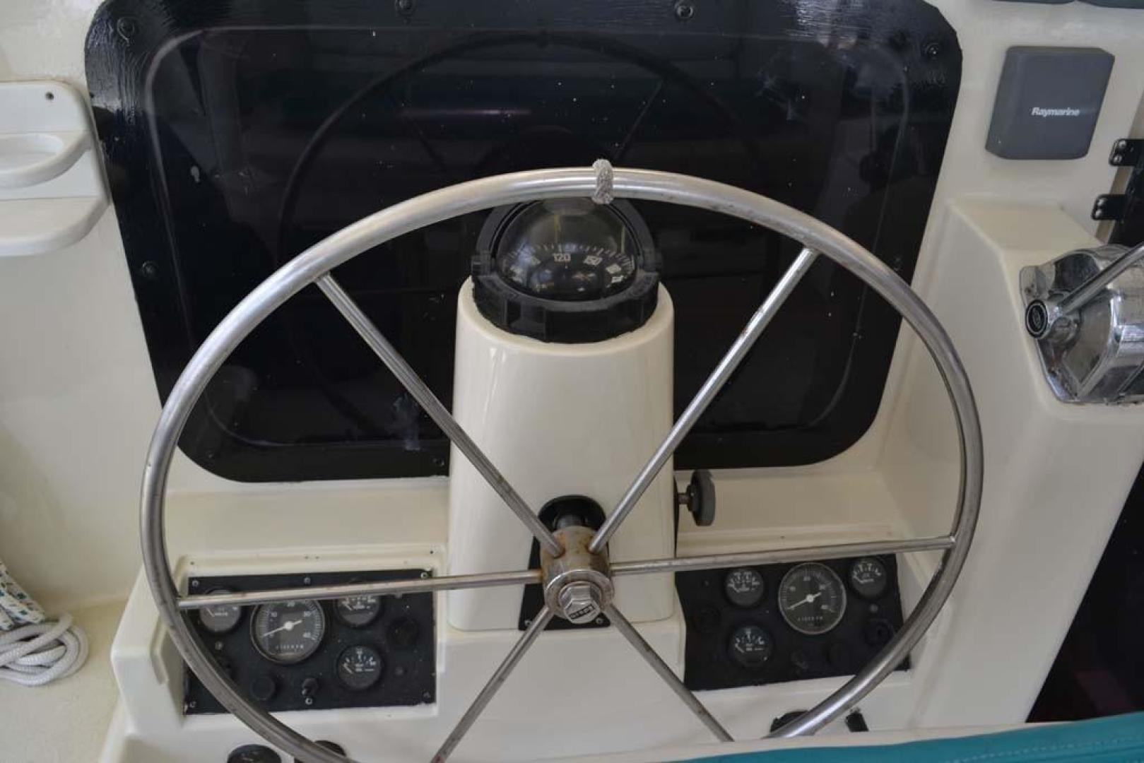 Jeanneau-Lagoon 37 1997-Chantalina Jacksonville-Florida-United States-Helm-924815 | Thumbnail