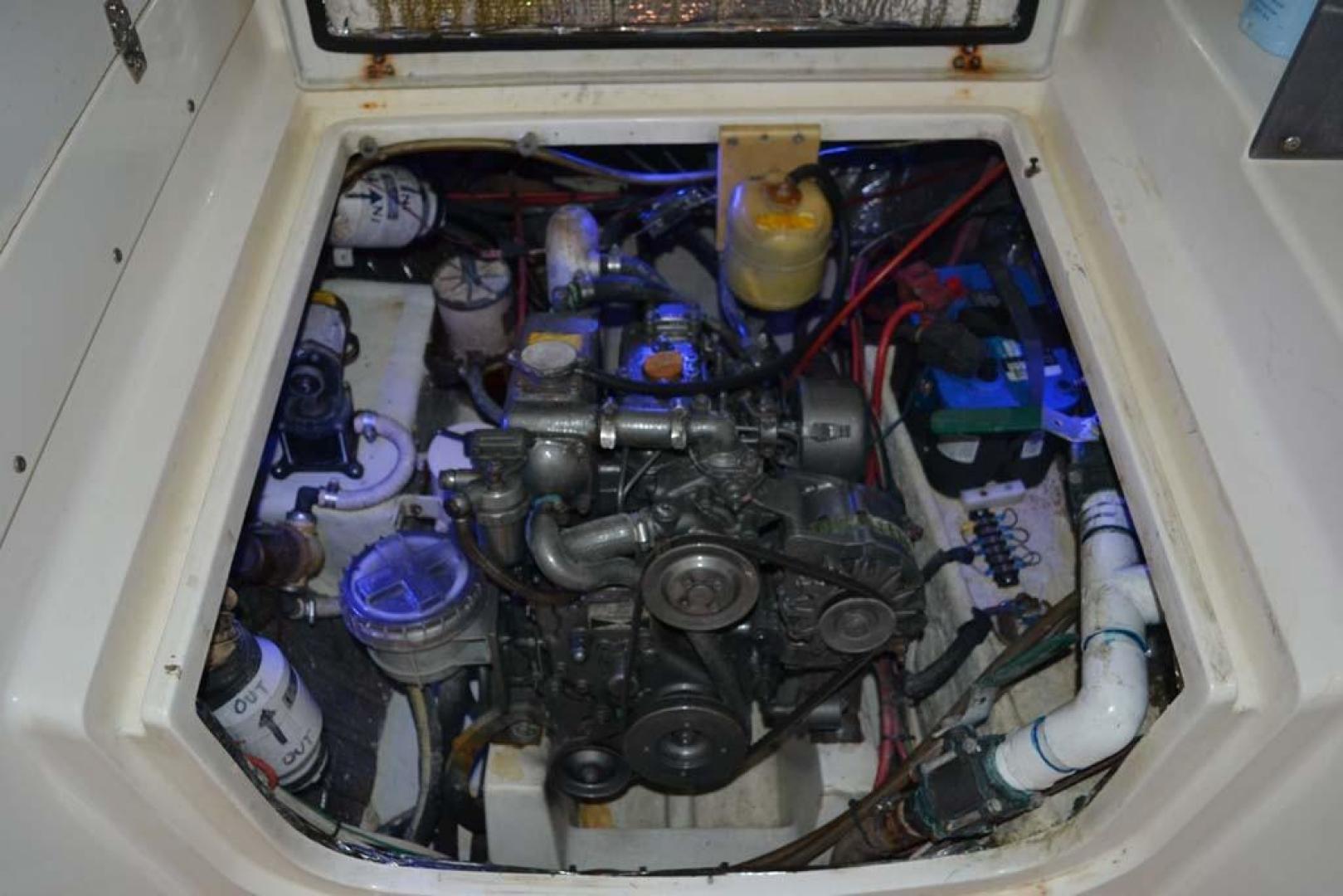 Jeanneau-Lagoon 37 1997-Chantalina Jacksonville-Florida-United States-Engine-924834 | Thumbnail