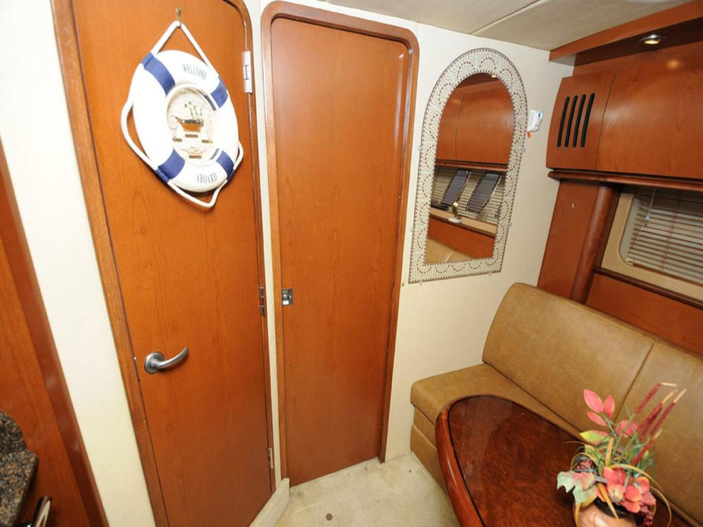 Sea Ray-38 Sundancer 2007-El Don North Beach-Maryland-United States-Master Stateroom Solid Privacy Door-923265 | Thumbnail