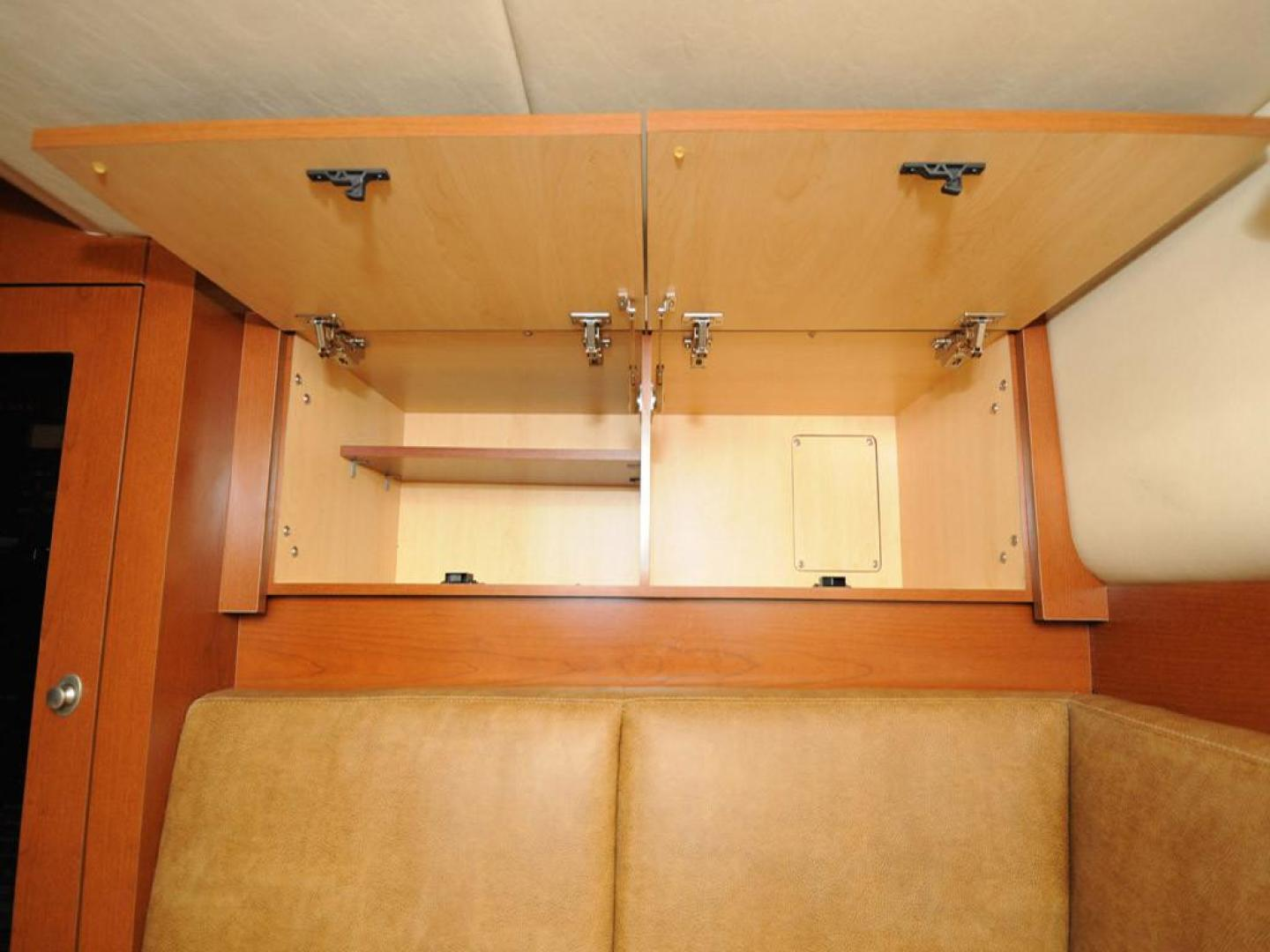 Sea Ray-38 Sundancer 2007-El Don North Beach-Maryland-United States-Mid Cabin Storage-923268 | Thumbnail