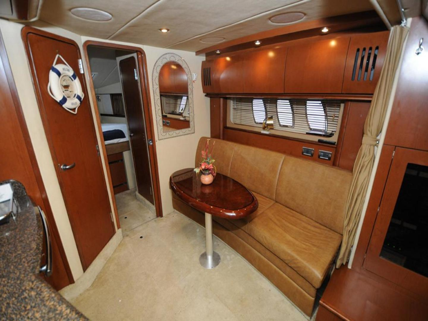 Sea-Ray-38-Sundancer-2007-El-Don-North-Beach-Maryland-United-States-Salon-Overview-923241