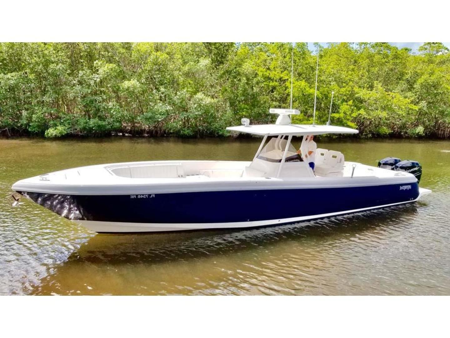 Intrepid-375 Center Console 2017 -Coral Gables-Florida-United States-Profile-918529 | Thumbnail
