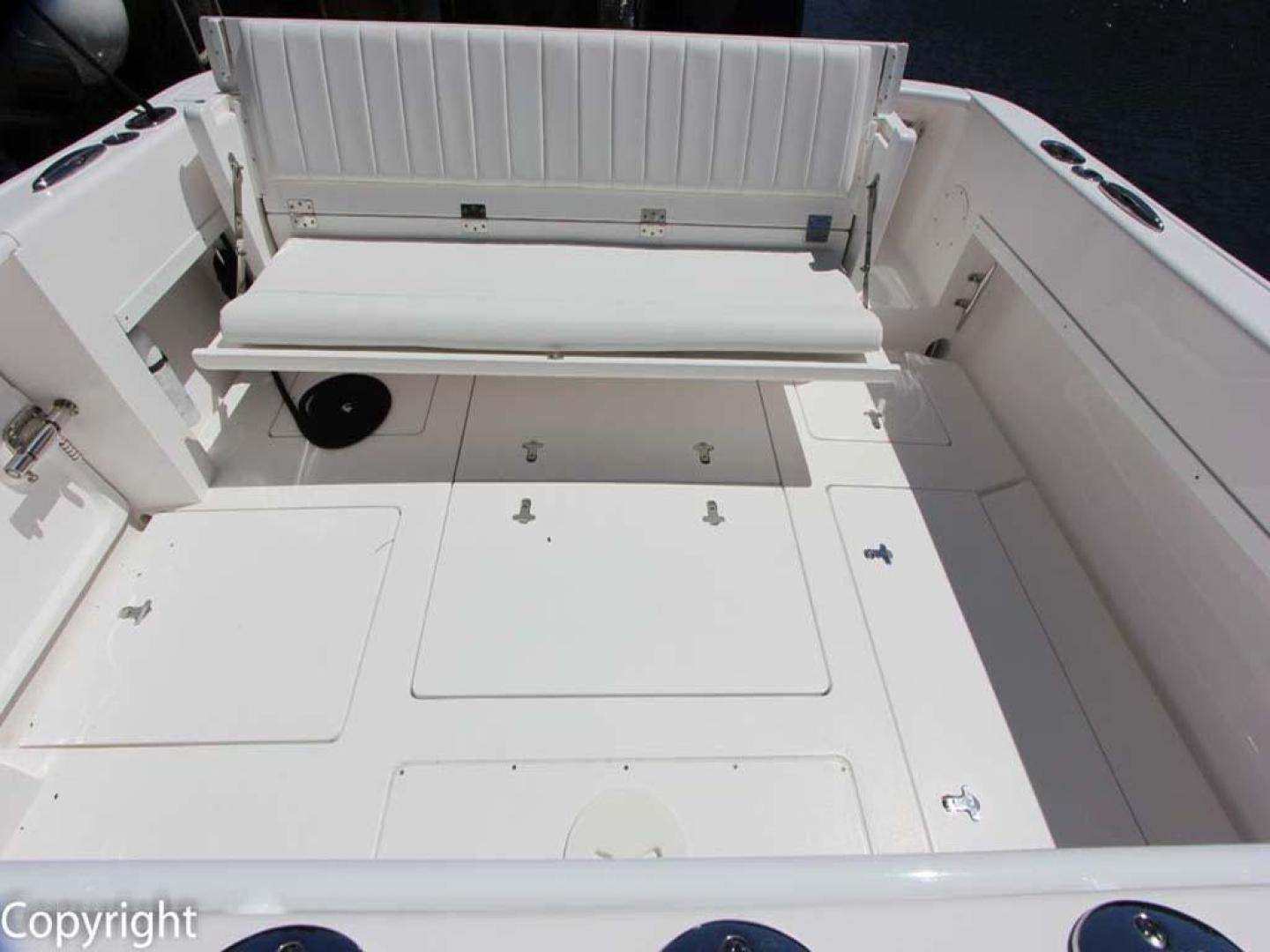 Intrepid-375 Center Console 2017 -Coral Gables-Florida-United States-Concealable Aft Seats-918543 | Thumbnail