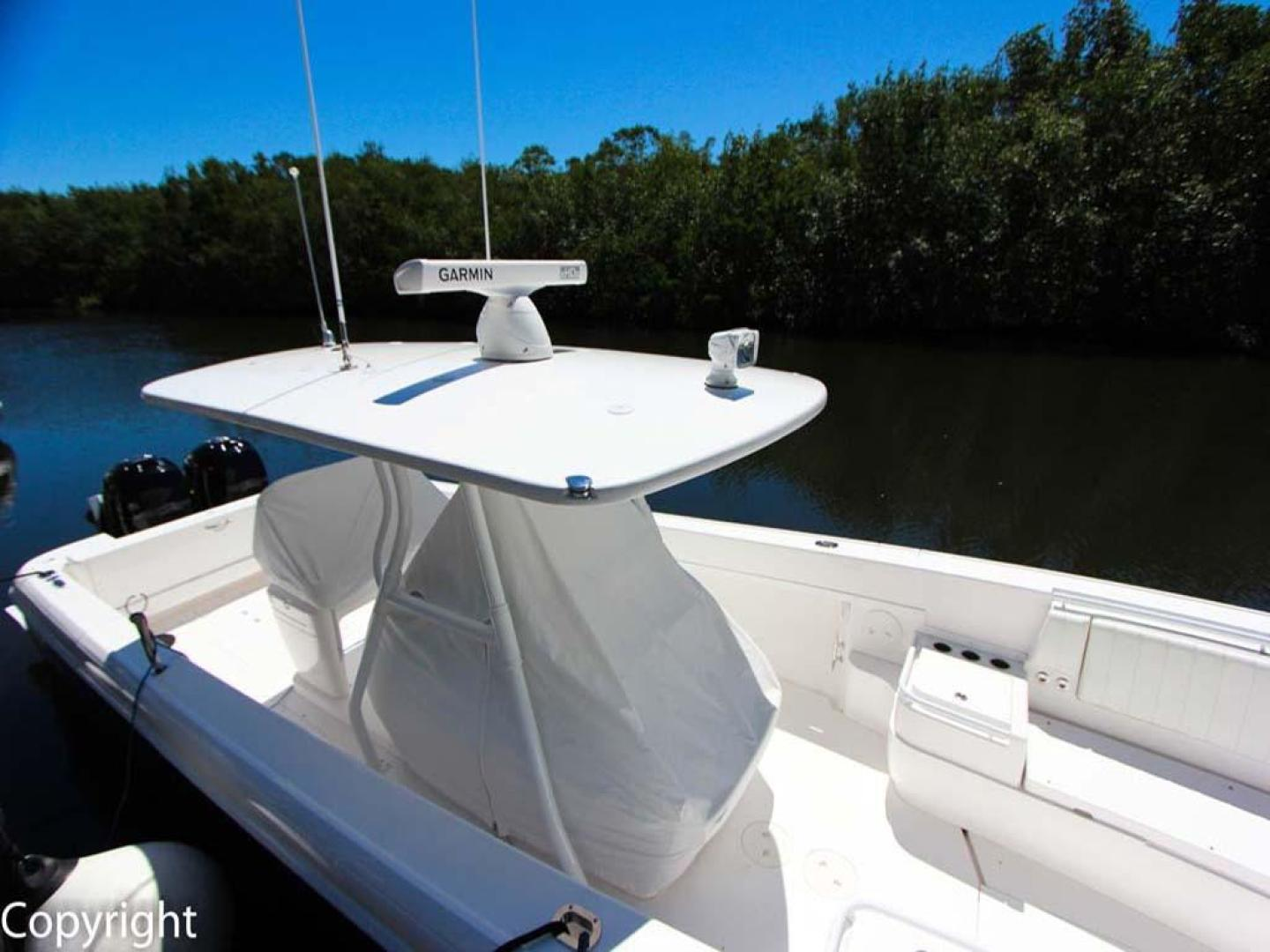 Intrepid-375 Center Console 2017 -Coral Gables-Florida-United States-Garmin-918547 | Thumbnail